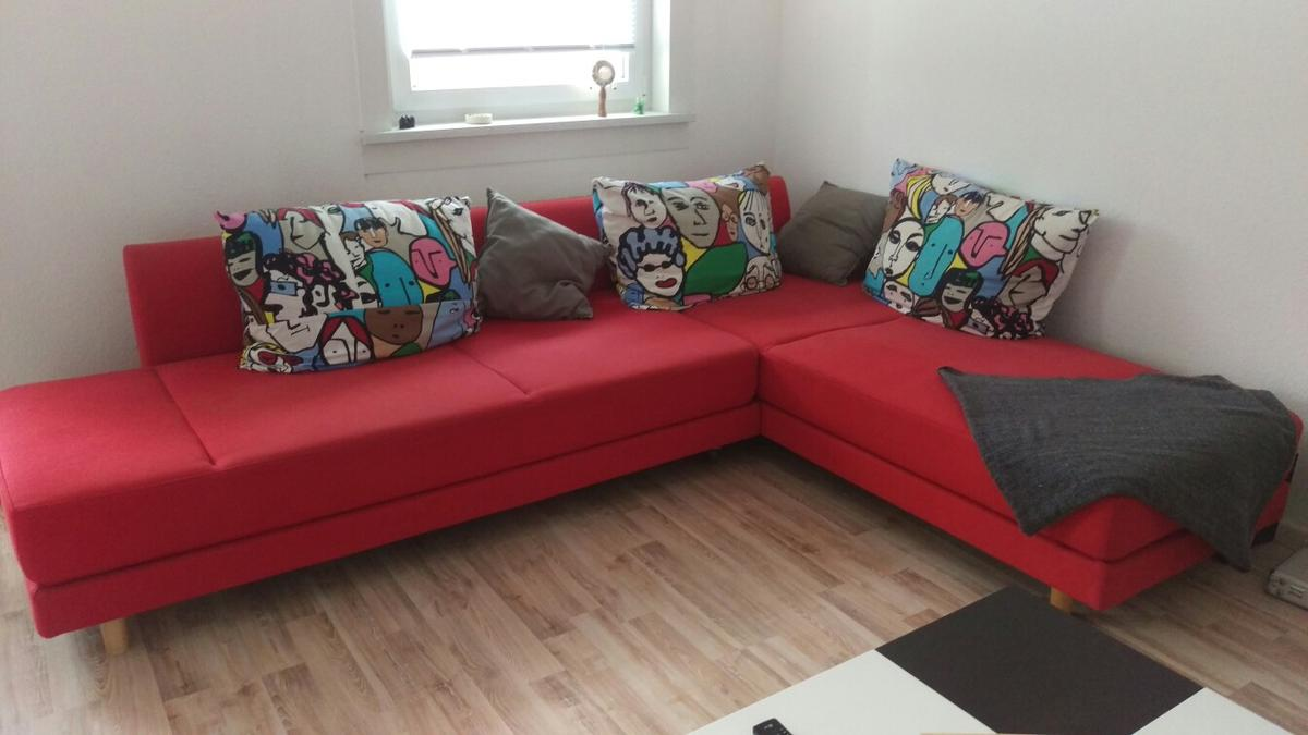Große Kissen Für Couch Große Couch Inkl Kissen In 12459 Berlin For 20 00 For Sale Shpock