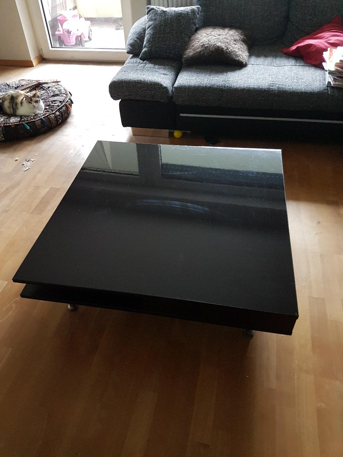 Ikea Couchtisch Tofteryd Hochglanz Schwarz In 41564 Kaarst For 50 00 For Sale Shpock