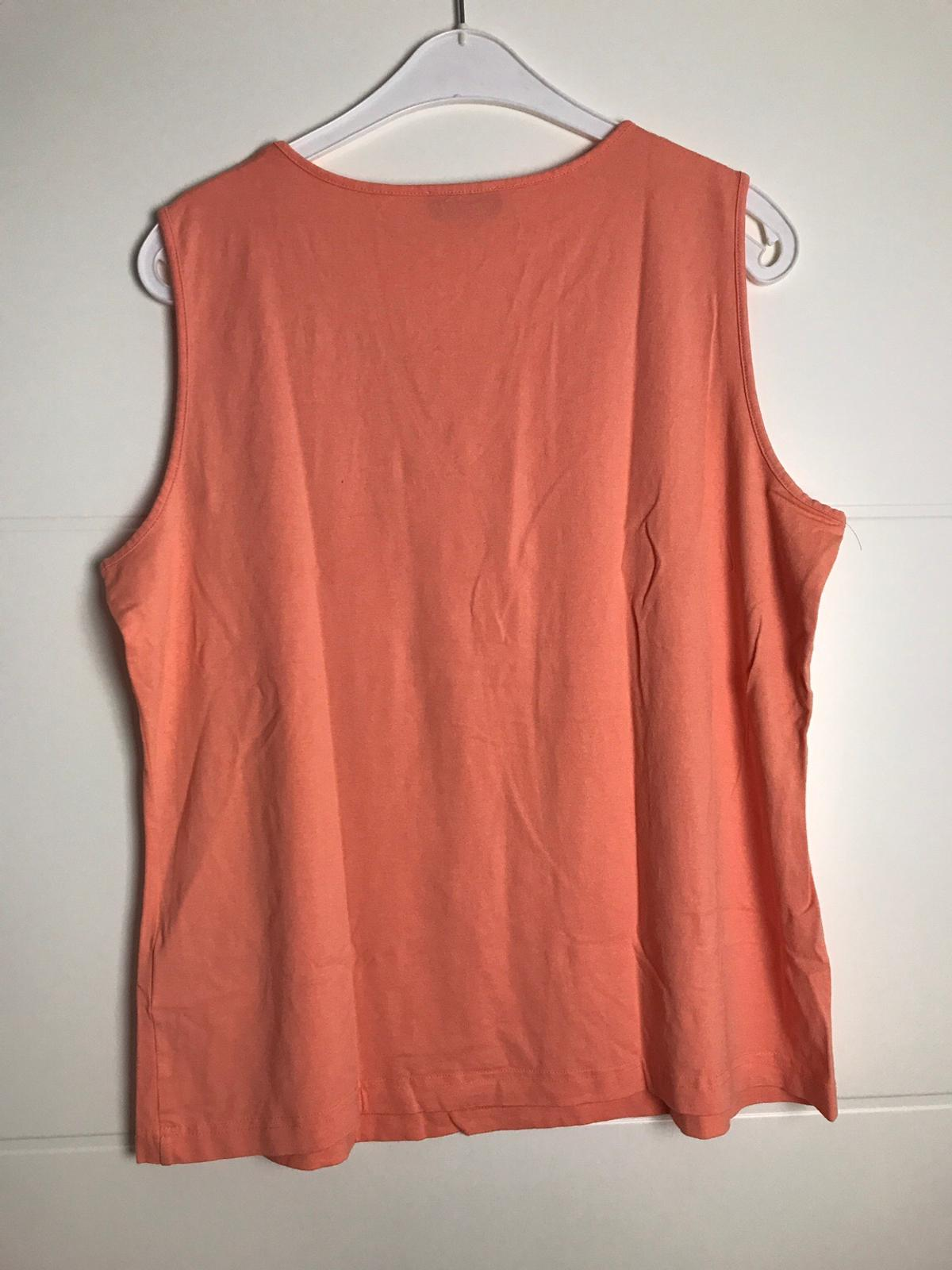 Apricot Farbe Gerry Weber Top In Gr. 44 In 30453 Hannover For €7.00 For Sale | Shpock
