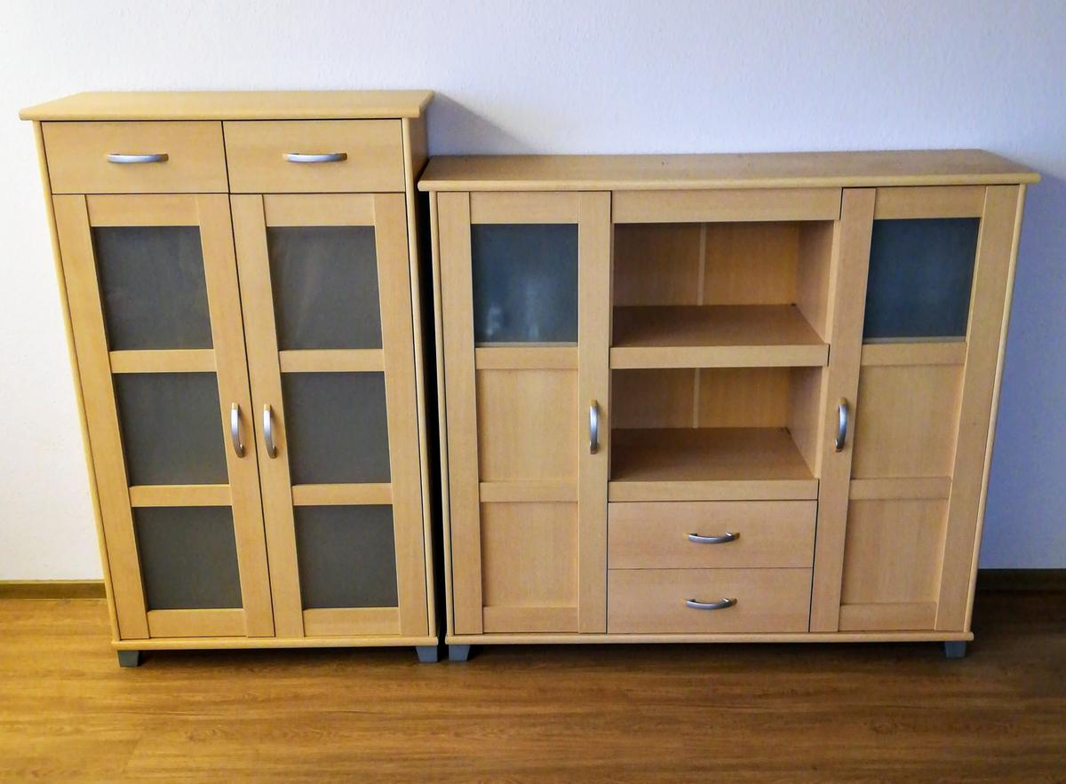 Sideboard Highboard Vitrine Kommode In 75015 Bretten For 15 00 For Sale Shpock