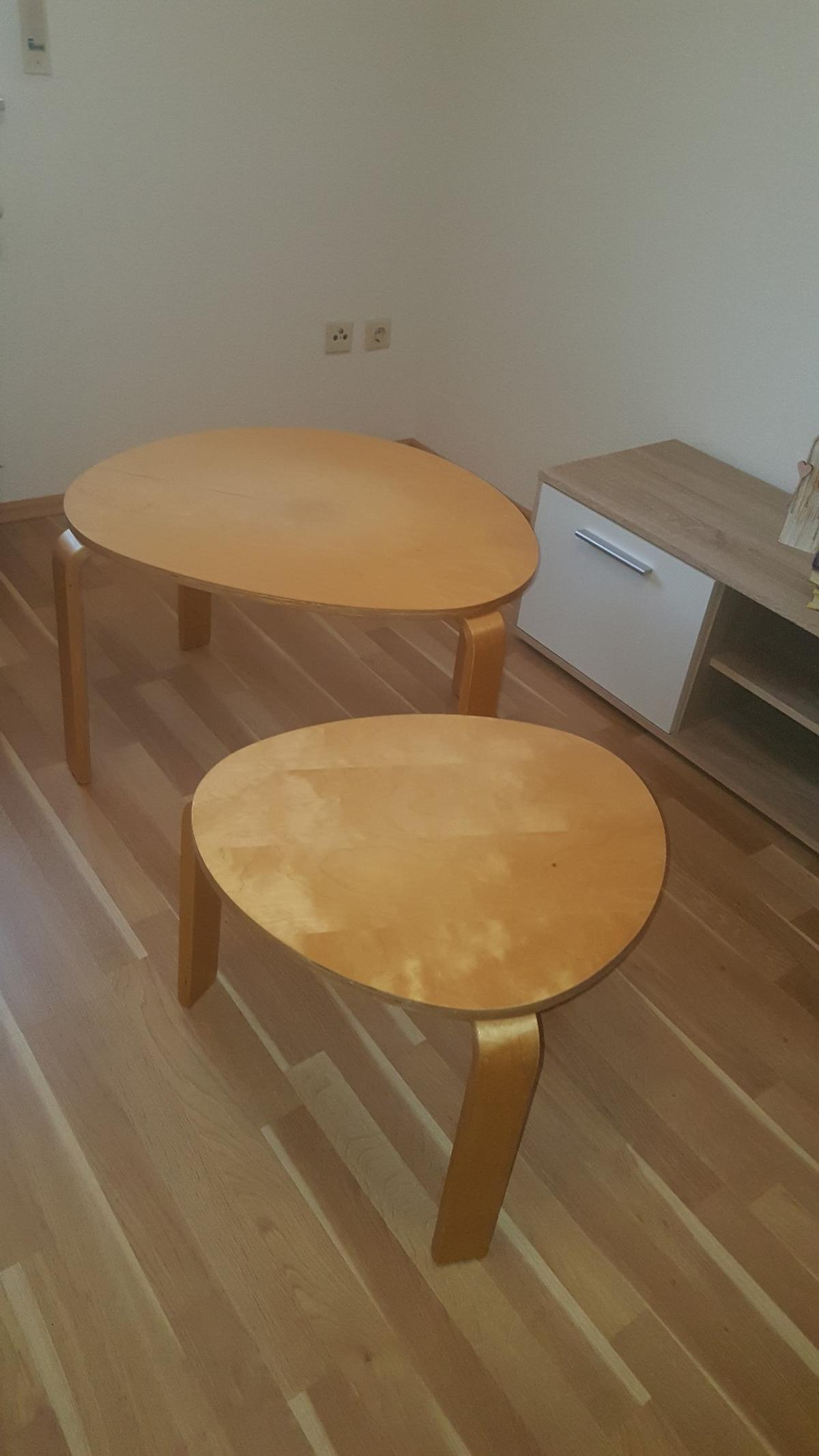 Ikea Couchtisch 2er Set Buche In 07819 Triptis For 15 00 For Sale Shpock
