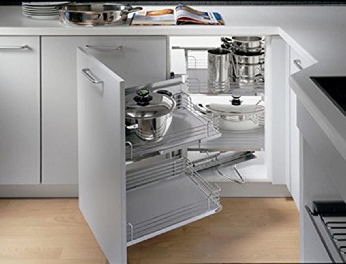 Magic Corner Kaufen Magnet Kitchen Magic Corner Unit Assembly