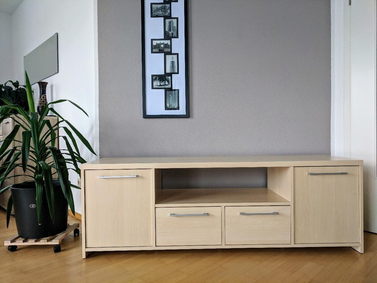 Sideboard Buche Hell Sideboard Buche Hell T49xb170xh57cm In 81247 München For Free