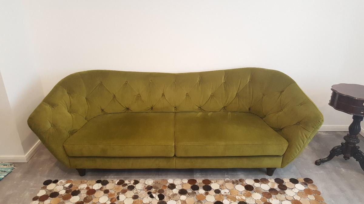 Vintage Couch Vintage Couch Retro Sofa Barock 240cm In 50374 Erftstadt For 320 00