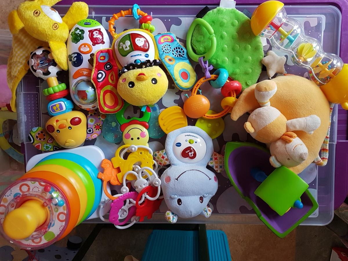 Babyspielzeug 12 Monate 14 Tlg. Babyspielzeug Monate Bis 12 Monate In 3430 Gemeinde Tulln An Der Donau For €25.00 For Sale | Shpock