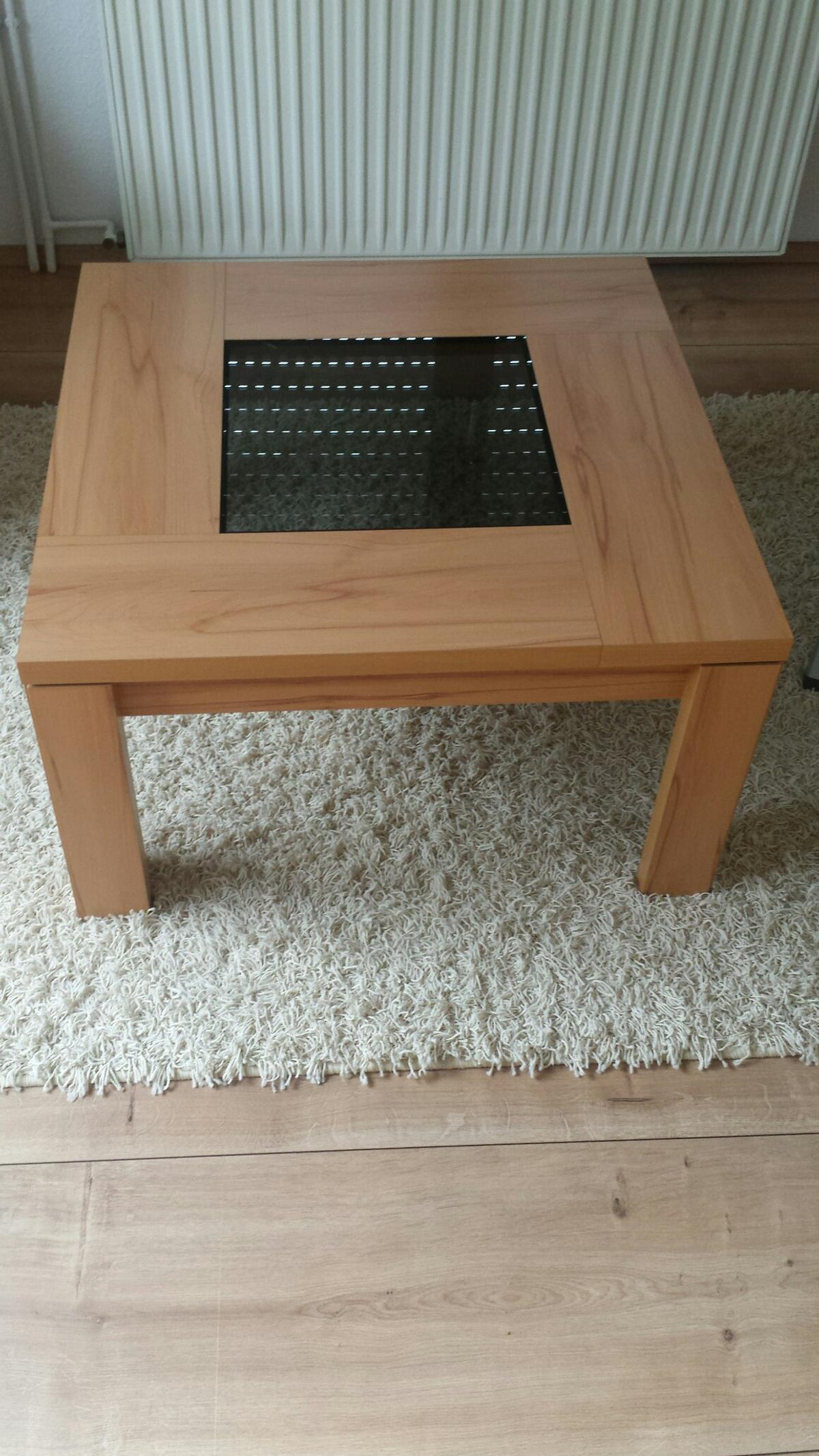 Couchtisch Mit Glas 80x80 In 53945 Blankenheim For 150 00 For Sale Shpock