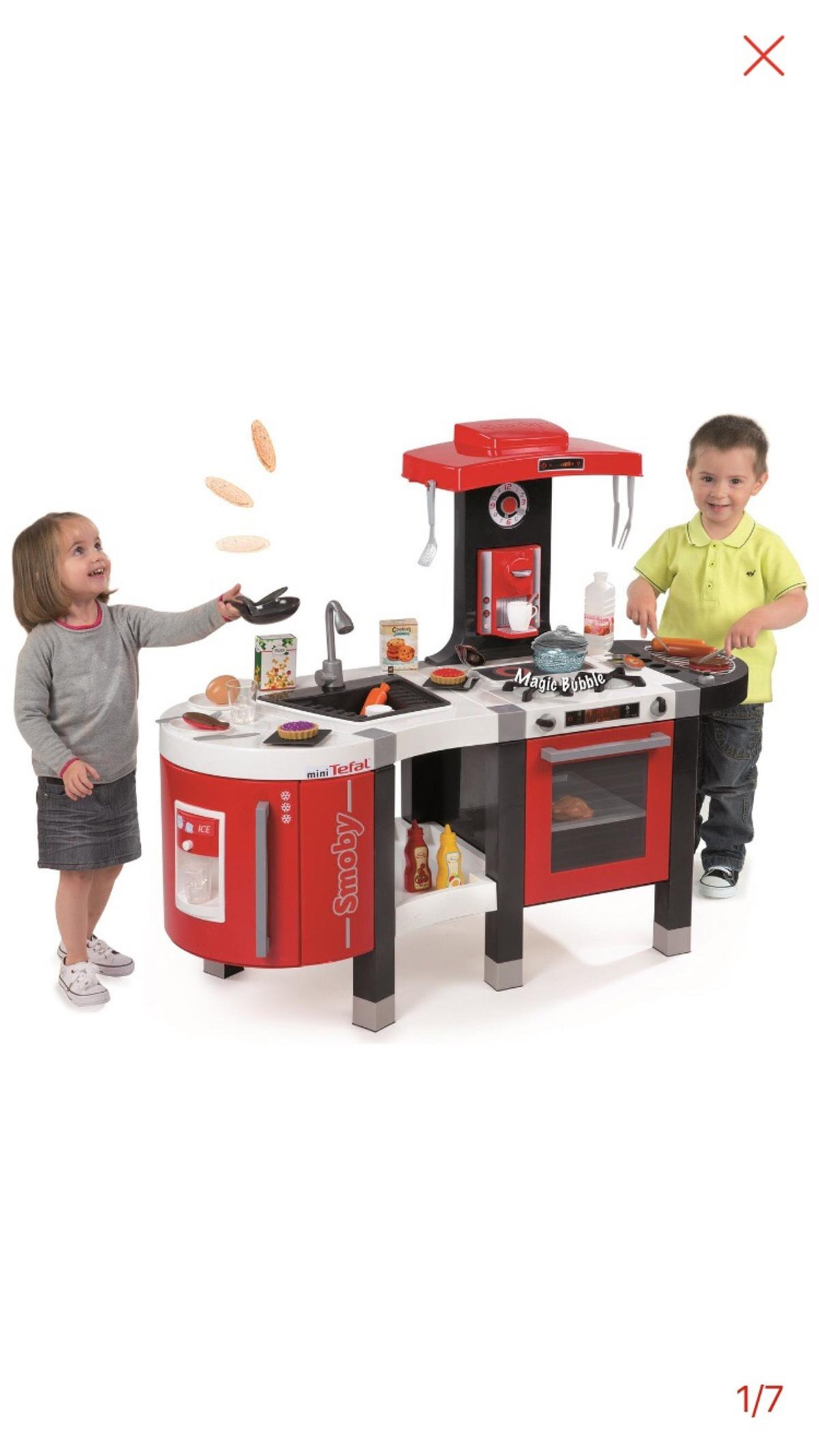 Smoby Tefal French Touch Bubble Küche Mit Wasserfunktion Smoby Tefal French Touch Children Kitchen In Ba2 Bath For £49.00 For Sale | Shpock