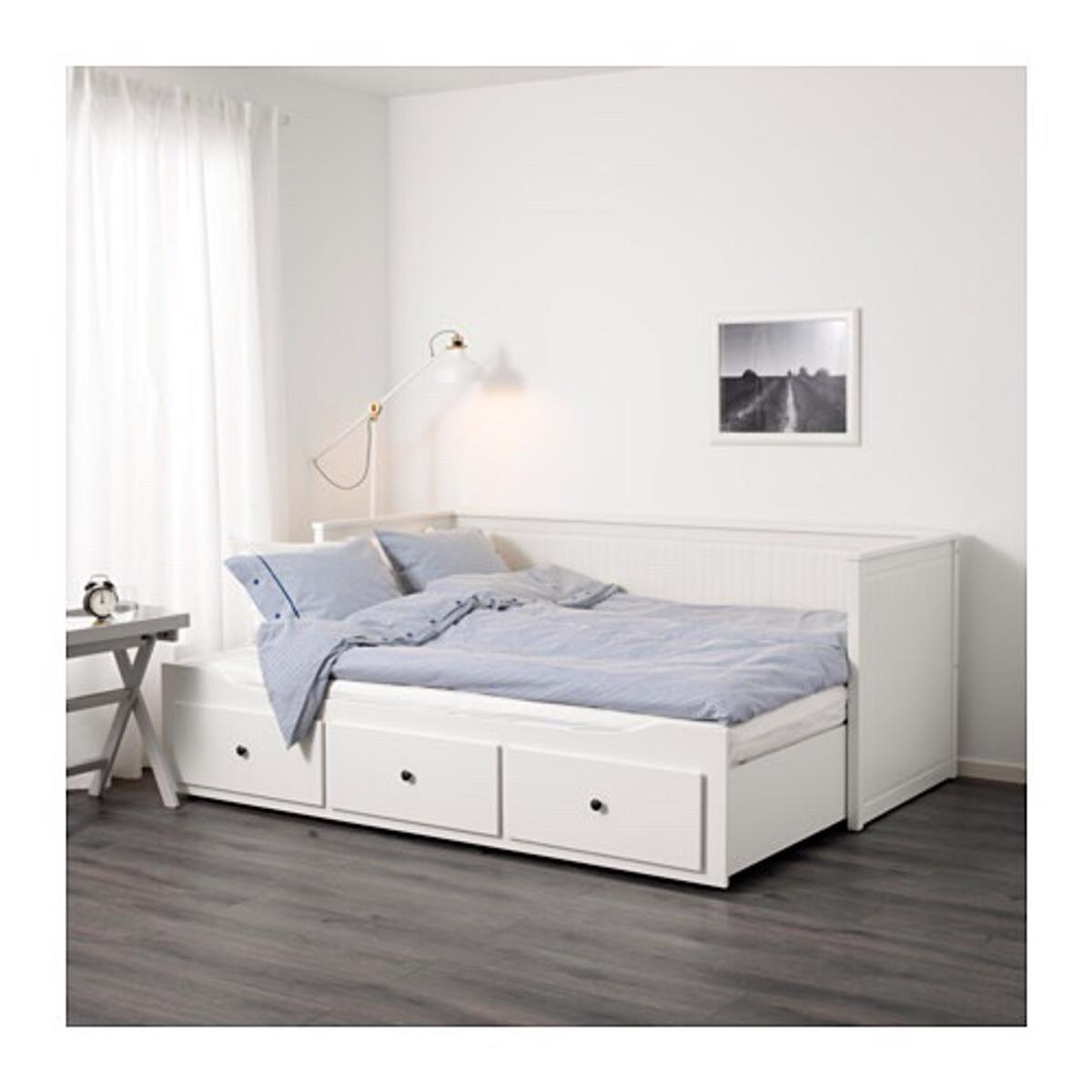 Ikea Betten Gut Weißes Ikea Bett In 63457 Hanau For 65 00 For Sale Shpock