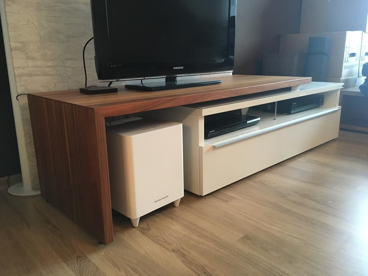 Zustell Board Tisch Nussbaum Hülsta Now 7 In 64347 Griesheim For 40 00 For Sale Shpock