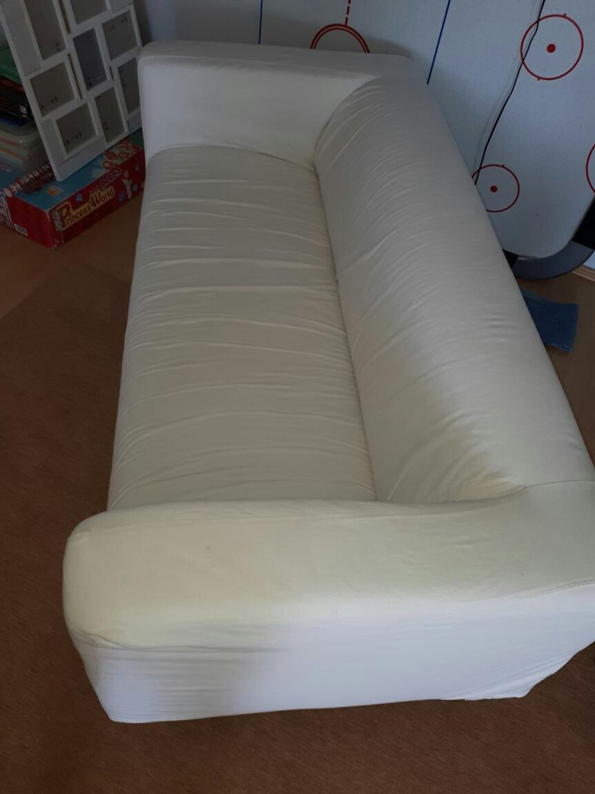 Sofa 2er Couch Ikea Klippan Inklusive Bezug In 93073 Neutraubling For 40 00 For Sale Shpock