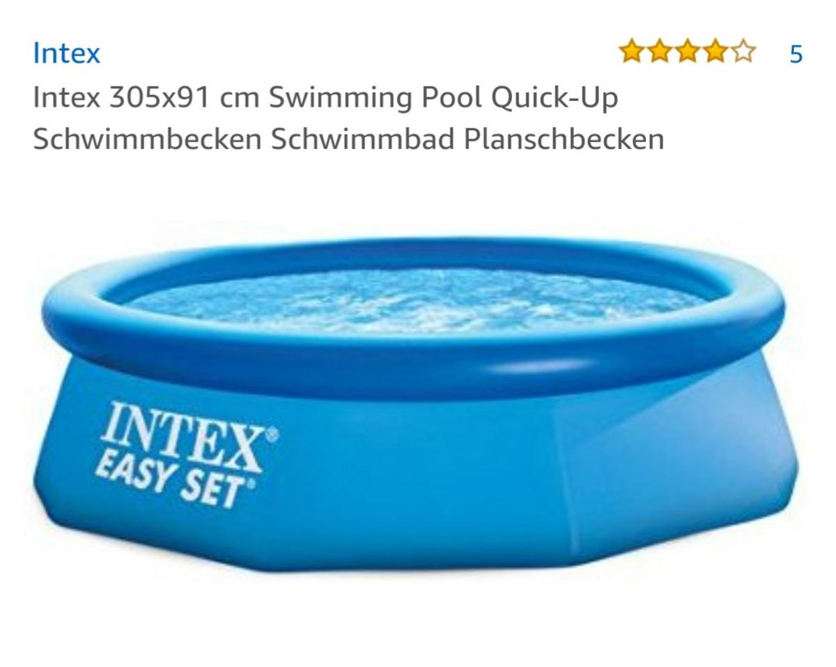 Pool Mit Filter Und Abdeckung Pool In 71522 Backnang For 70 00 For Sale Shpock