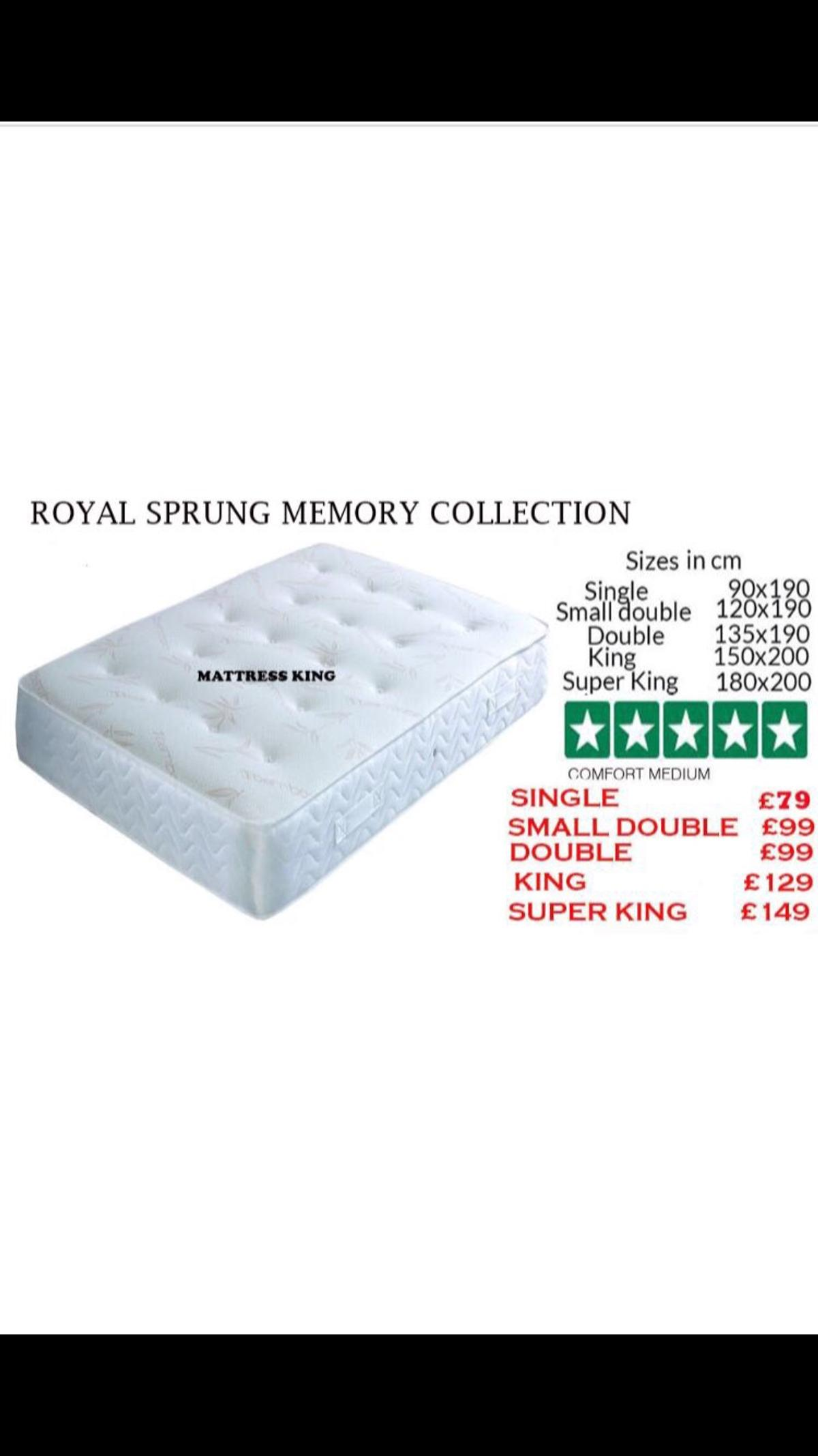 Small Super King Mattress Mattress In Kirklees Für 40 00 Kaufen Shpock