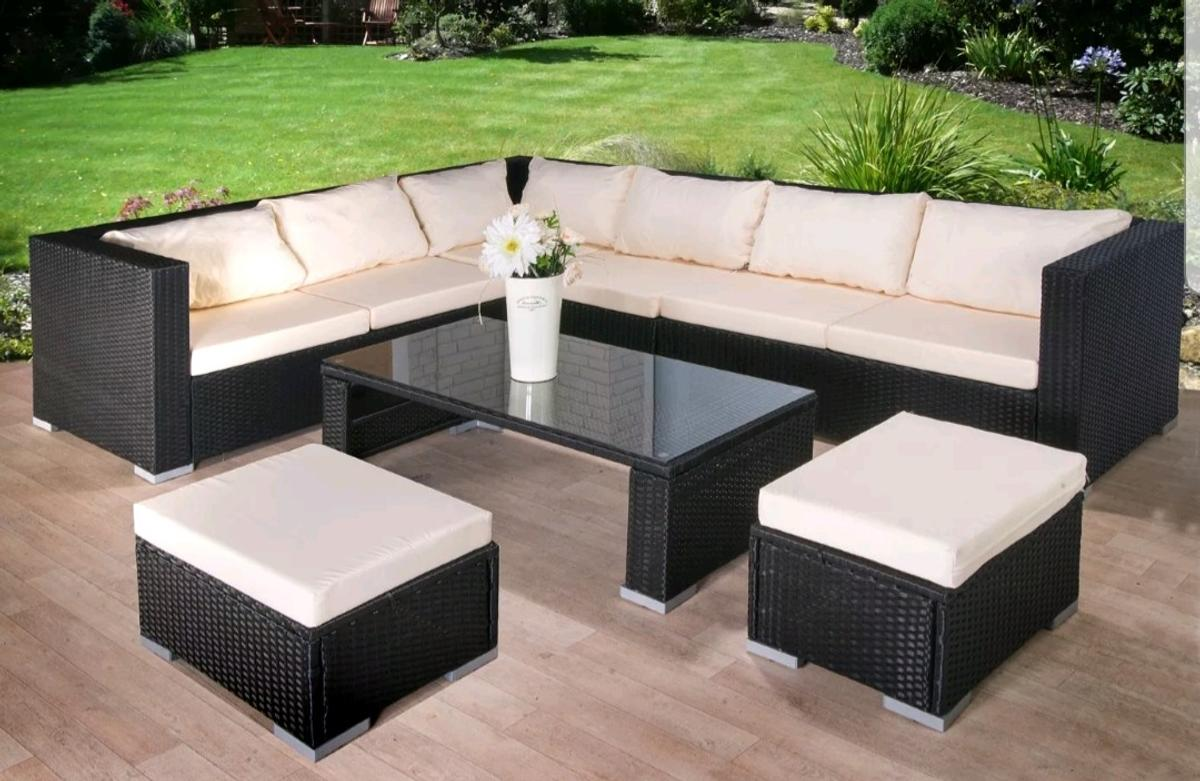 Cheap L Shaped Rattan Sofa Brand New L Shaped Rattan Sofas In La4 Lancaster For 350 00 For