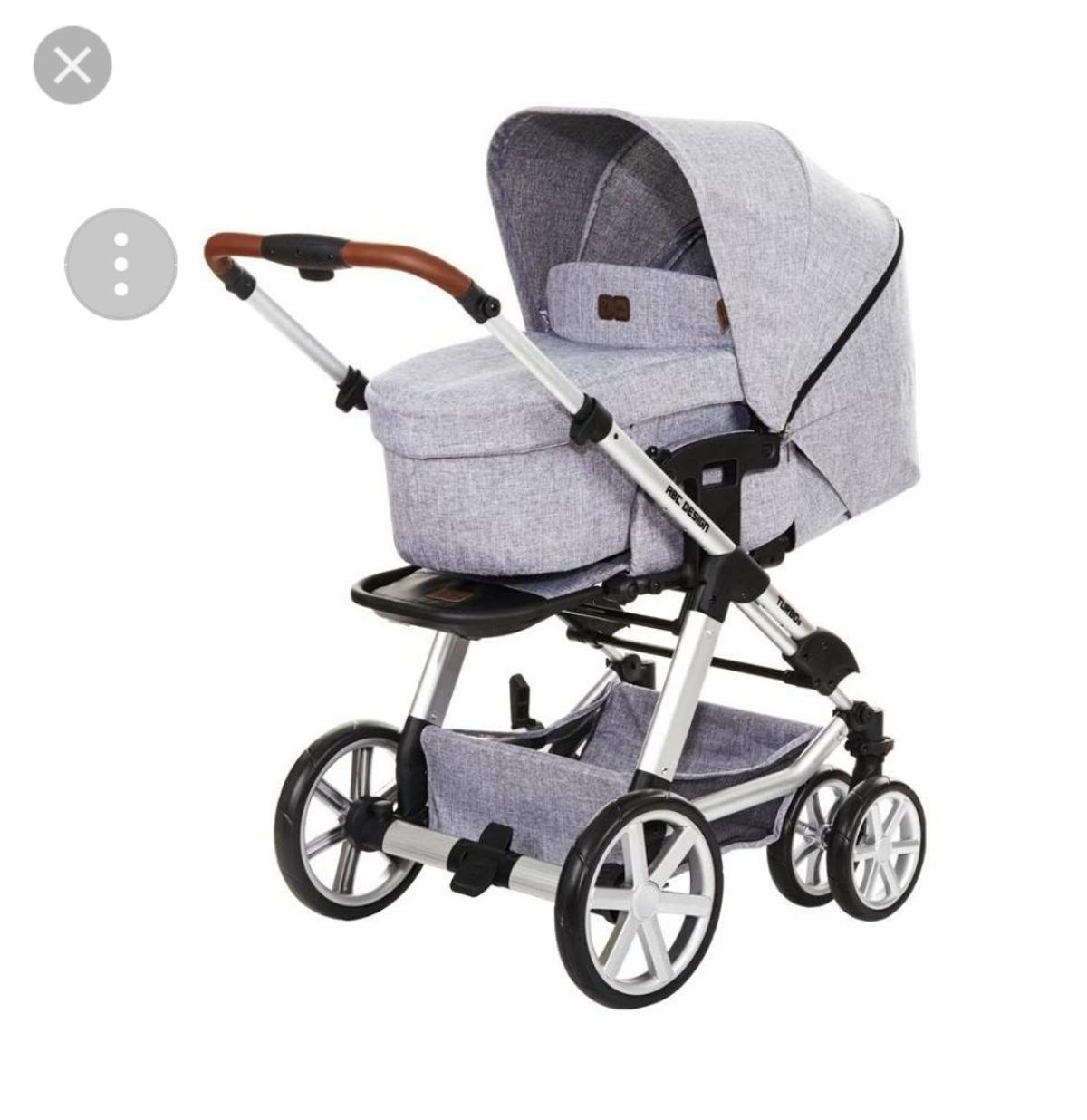 Abc Turbo 6 Zum Buggy Umbauen Abc Kinderwagen Turbo 6 In 55442 Stromberg For 300 00 For