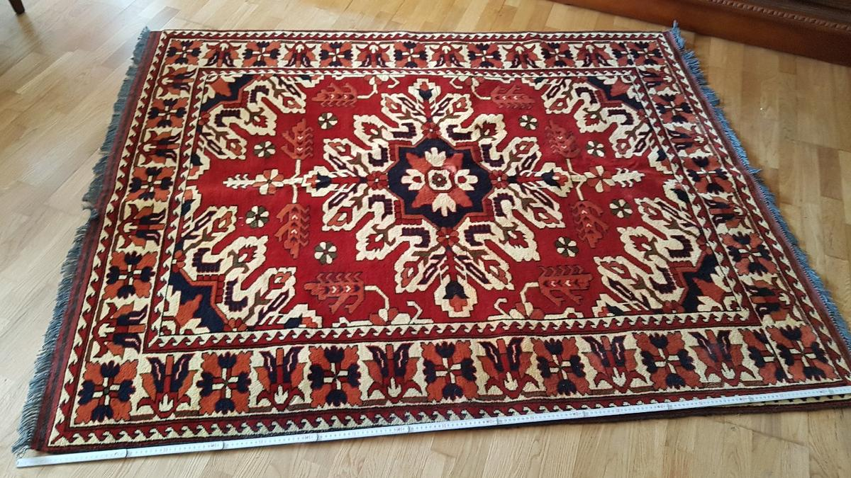 Foto Teppich Perser Teppich Aus Afghanistan In 42657 Höhscheid For €295.00 For Sale | Shpock