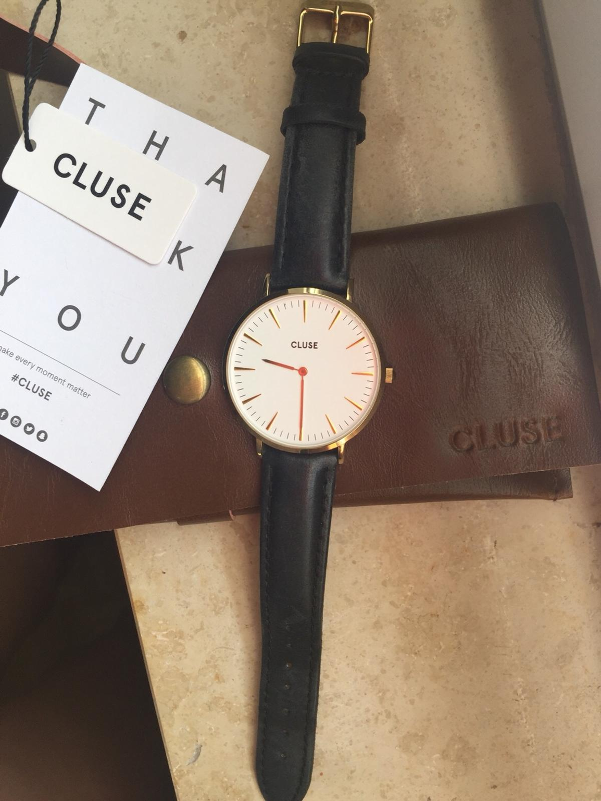 Cluse Uhr Schwarz Gold In 90763 Fürth For 20 00 For Sale Shpock