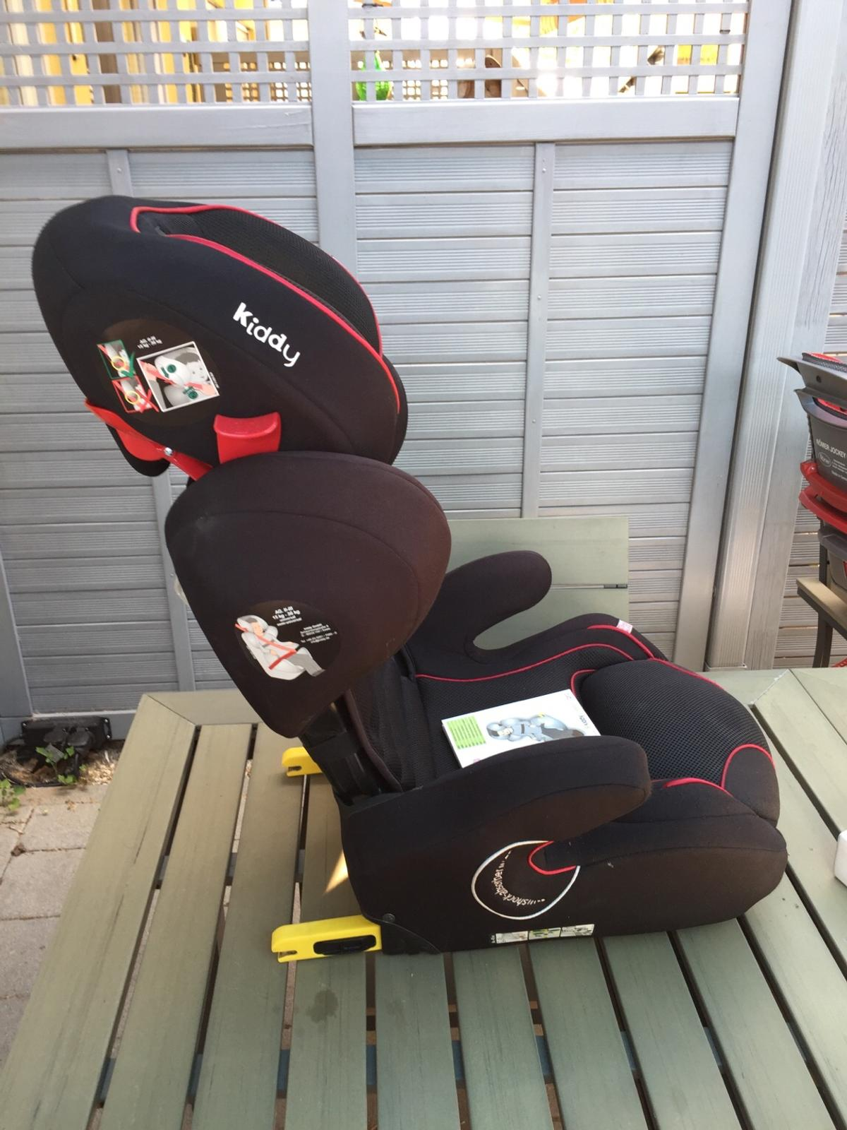 Kindersitz Kiddy Discovery Pro Kiddy Cruiserfix Pro In 67551 Heppenheim For 80 00 For Sale