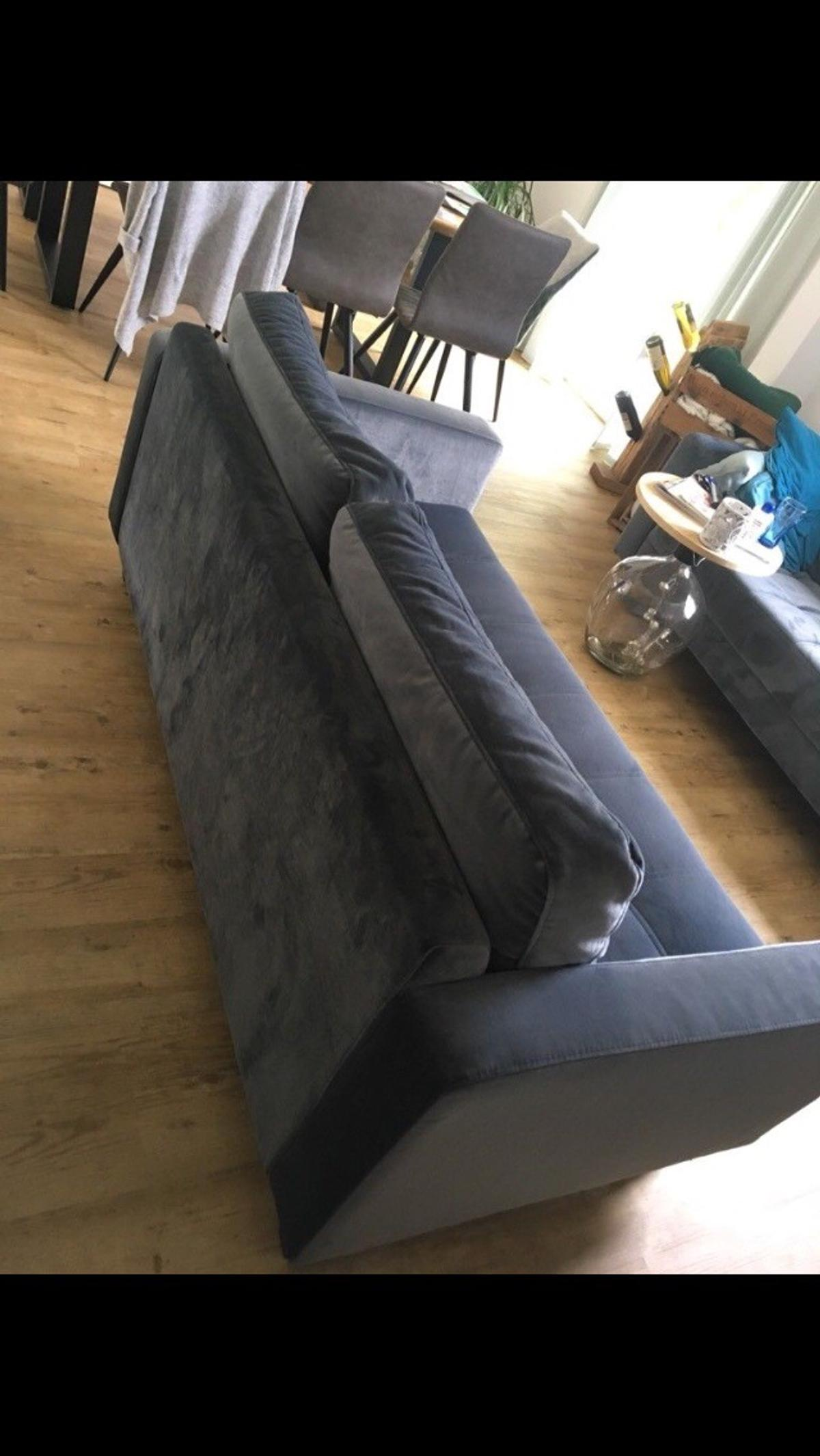 Sofa 2 Sitzer Taubengrau In 01744 Dippoldiswalde For 450 00 For Sale Shpock