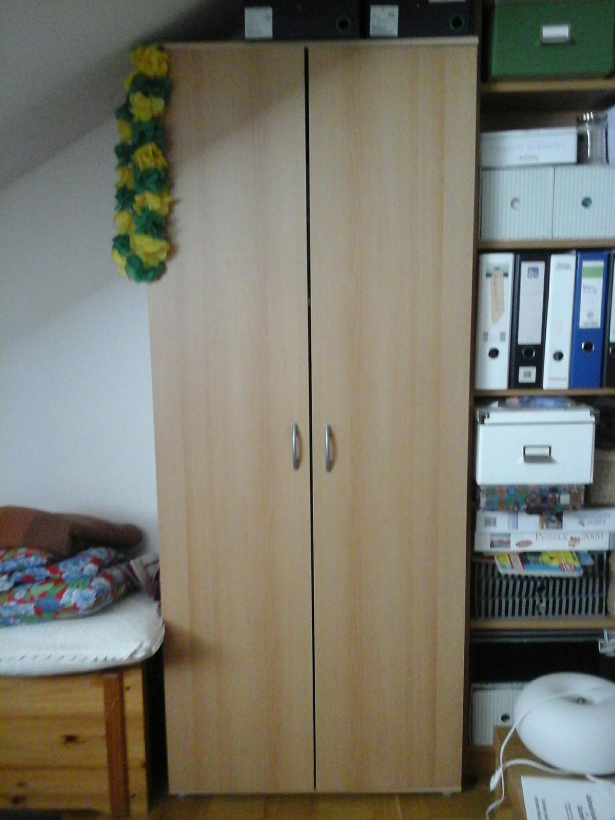 Schrank 1 84 M Hoch 75 Cm Breit In 76228 Karlsruhe For Free For Sale Shpock