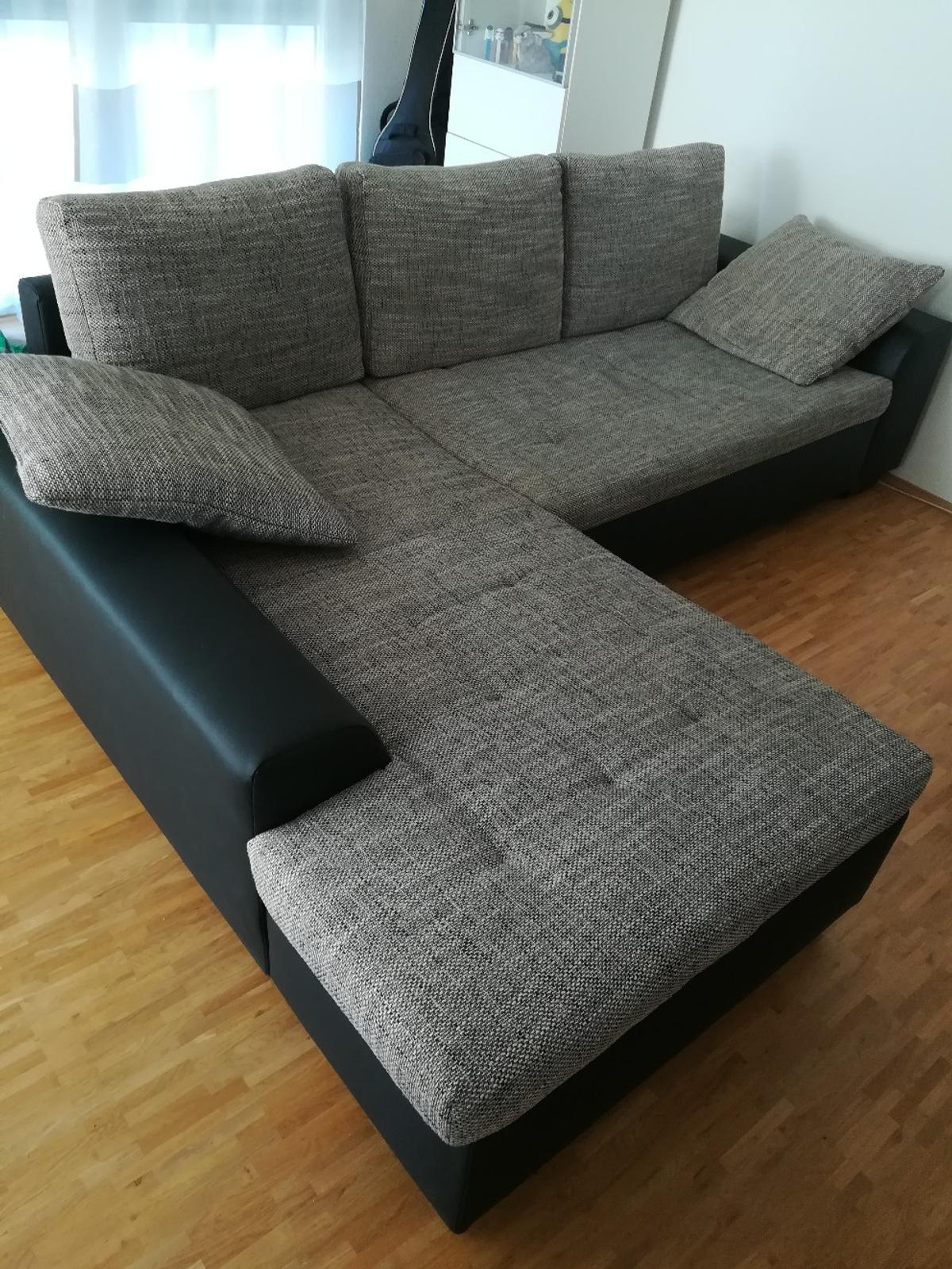Modernes Schlafsofa Mit Bettkasten In 76287 Rheinstetten For 50 00 For Sale Shpock