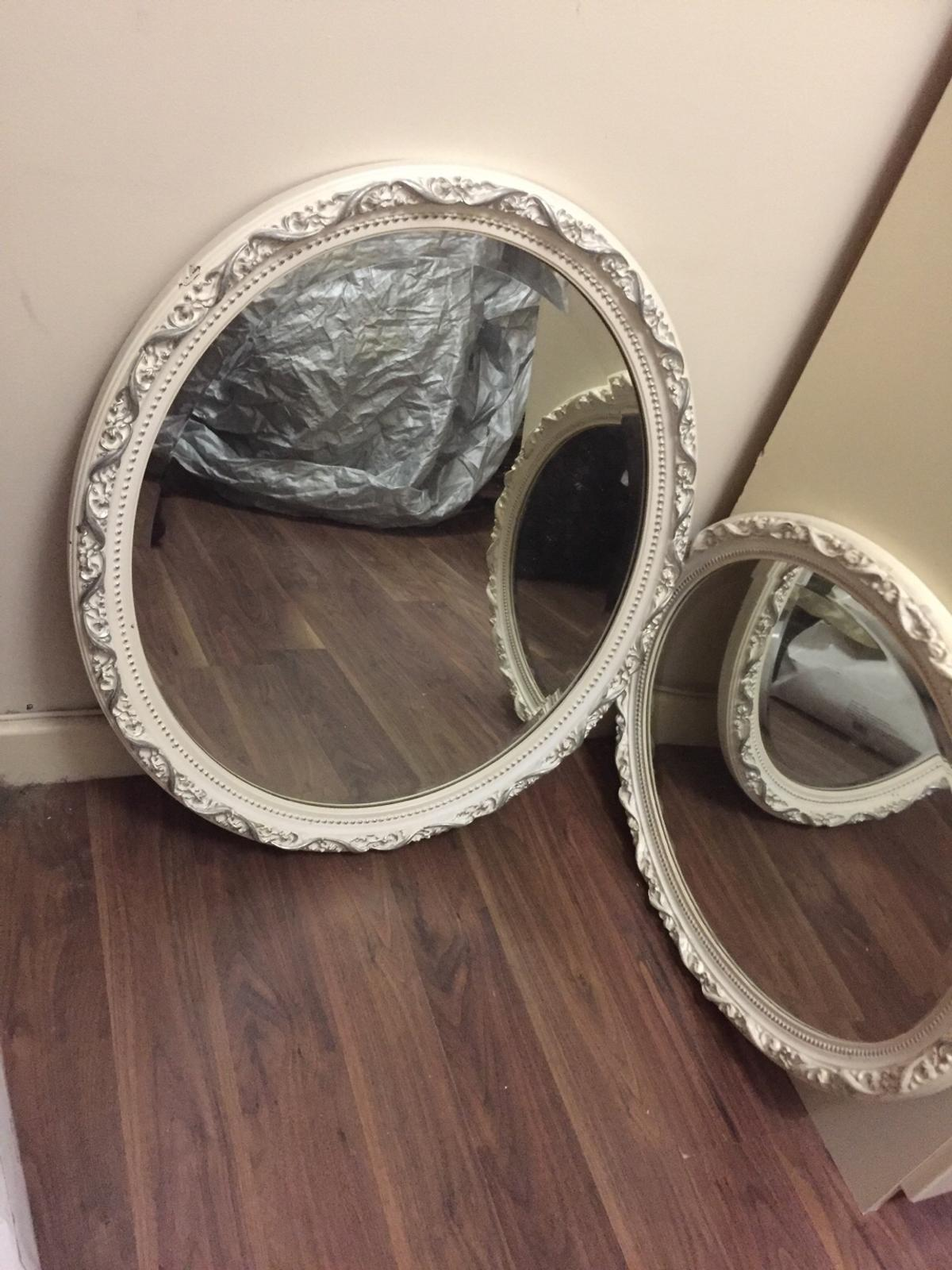 Oval Mirror Wood Frame Large Oval Mirror Wood Framed In E7 Newham For 25 00 For