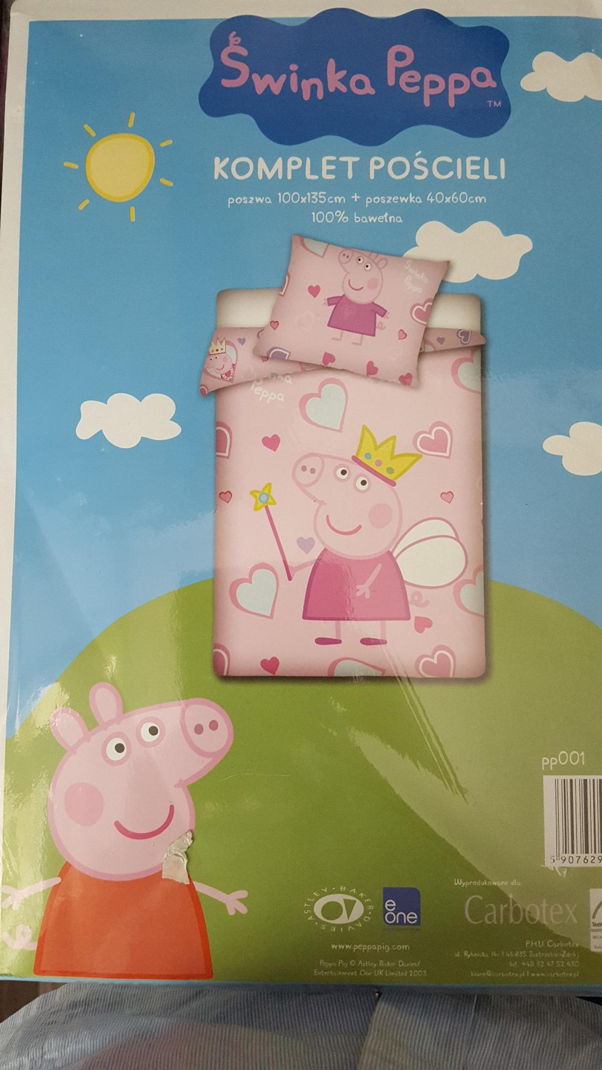 Peppa Wutz Bettwäsche Peppa Wutz Bettwäsche *neu* In 64295 Darmstadt For €25.00 For Sale | Shpock