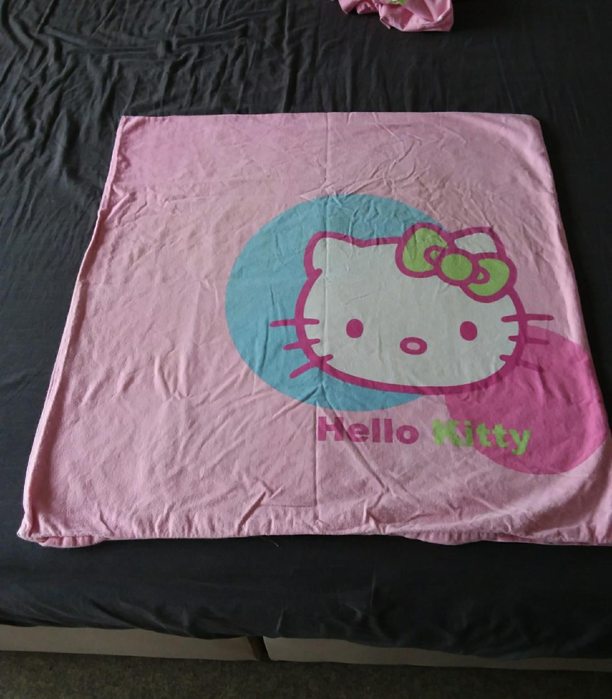 Bettwäsche Hello Kitty 135x200 Bettwäsche Biber Von Hello Kitty 135 X 200
