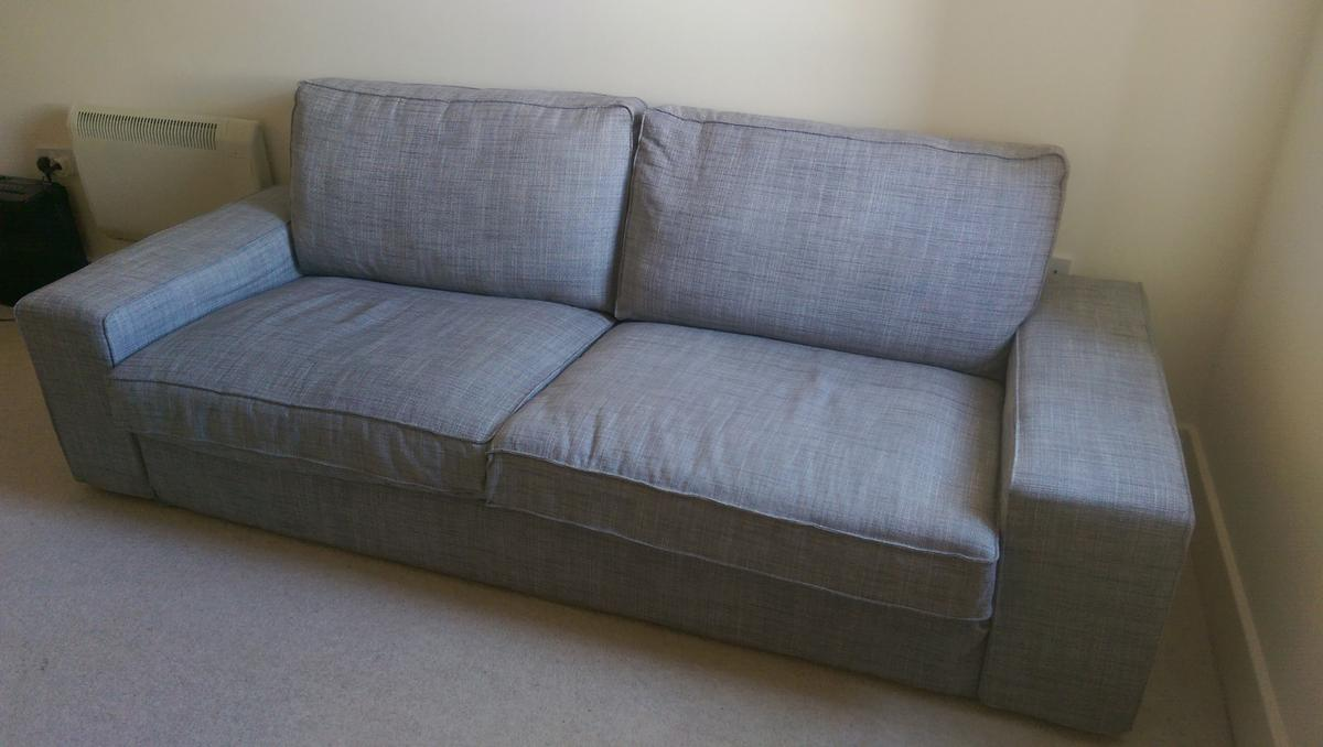 Kivik Three Seat Sofa In Nr1 Norwich For 200 00 For Sale Shpock