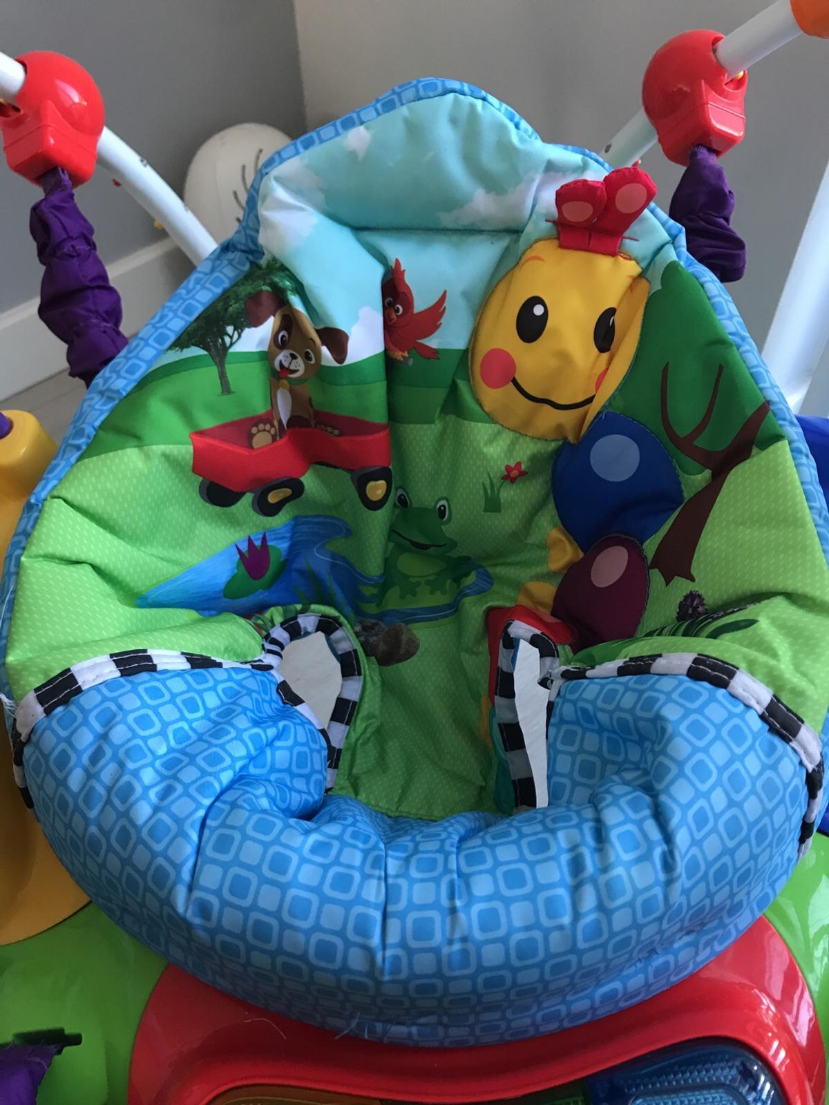 Support Shpock Baby Einstein Neighbourhood Jumperoo In B67 Sandwell For £