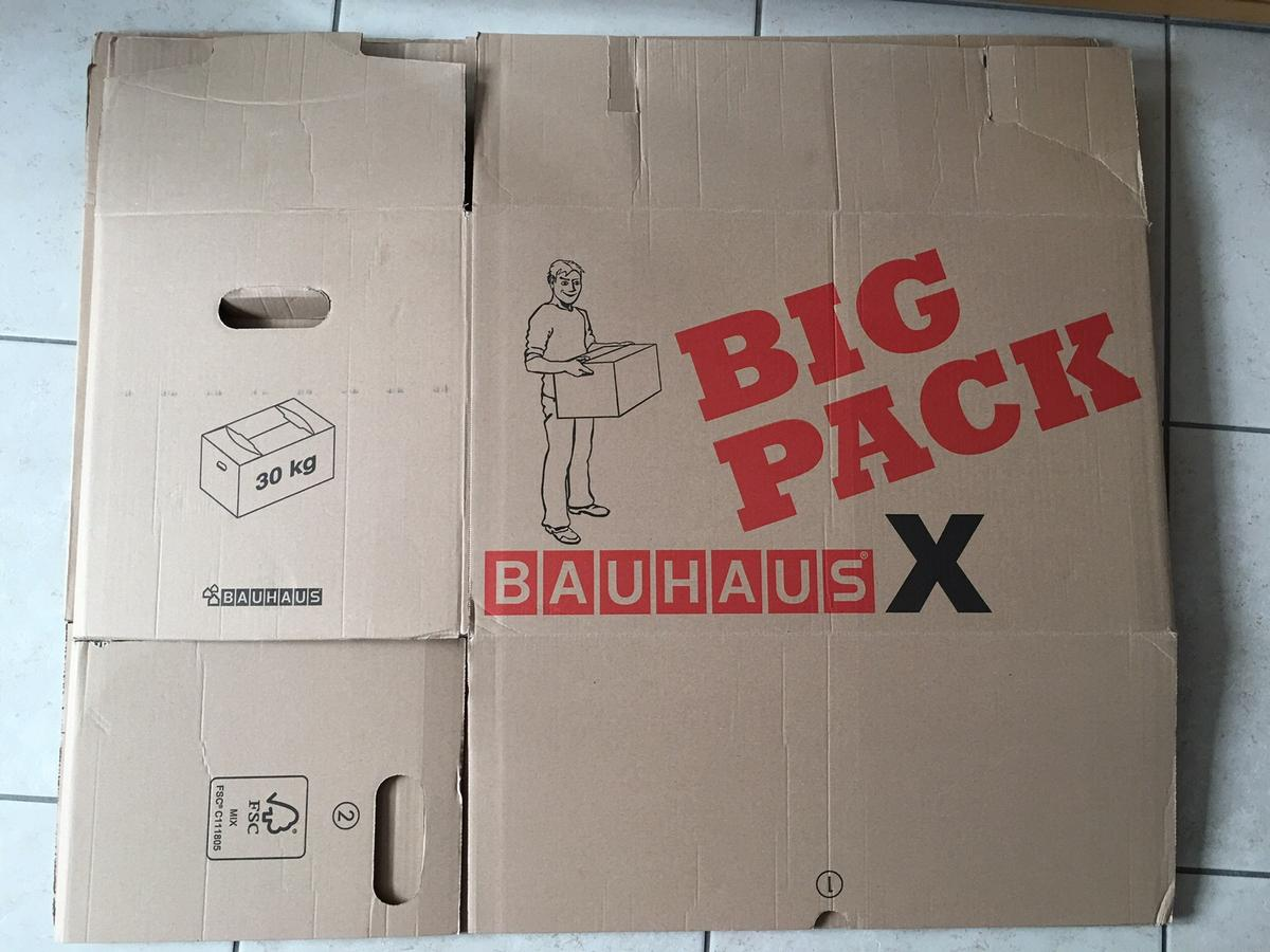 Bauhaus Umzugskartons Bauhaus Umzugskartons Big Pack X