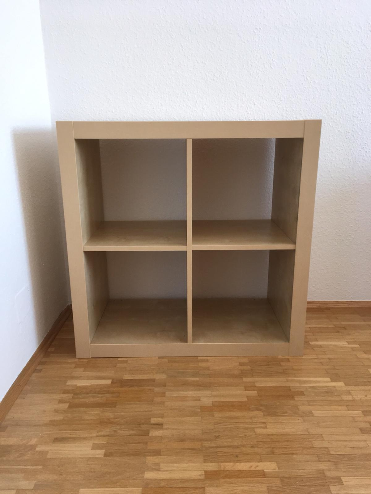Regal Birke Regal Birke 4er (expedit / Kallax / Ikea) In 89073 Ulm For €15.00 For Sale | Shpock