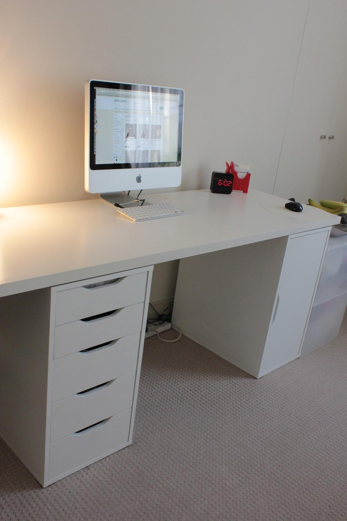 Ikea Desk Top Ikea Linnmon Alex Table Top In W1g London For 8 00 For Sale Shpock