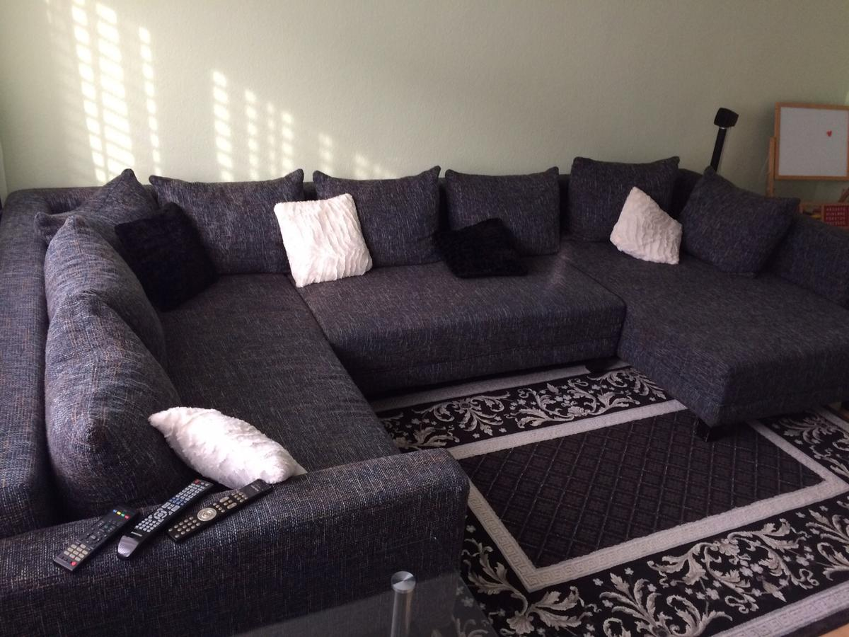 Couch Wohnlandschaft Sofa U Form In 68219 Mannheim For 550 00 For Sale Shpock