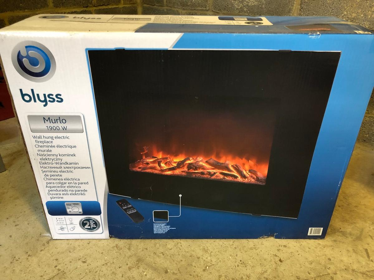 Electric Fire In Ba2 Bath For 25 00 For Sale Shpock