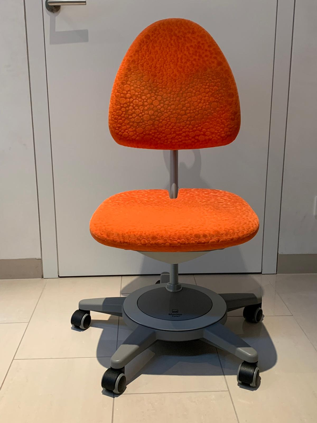 Moll Sessel Moll Maximo Orange Classic Stuhl Sessel