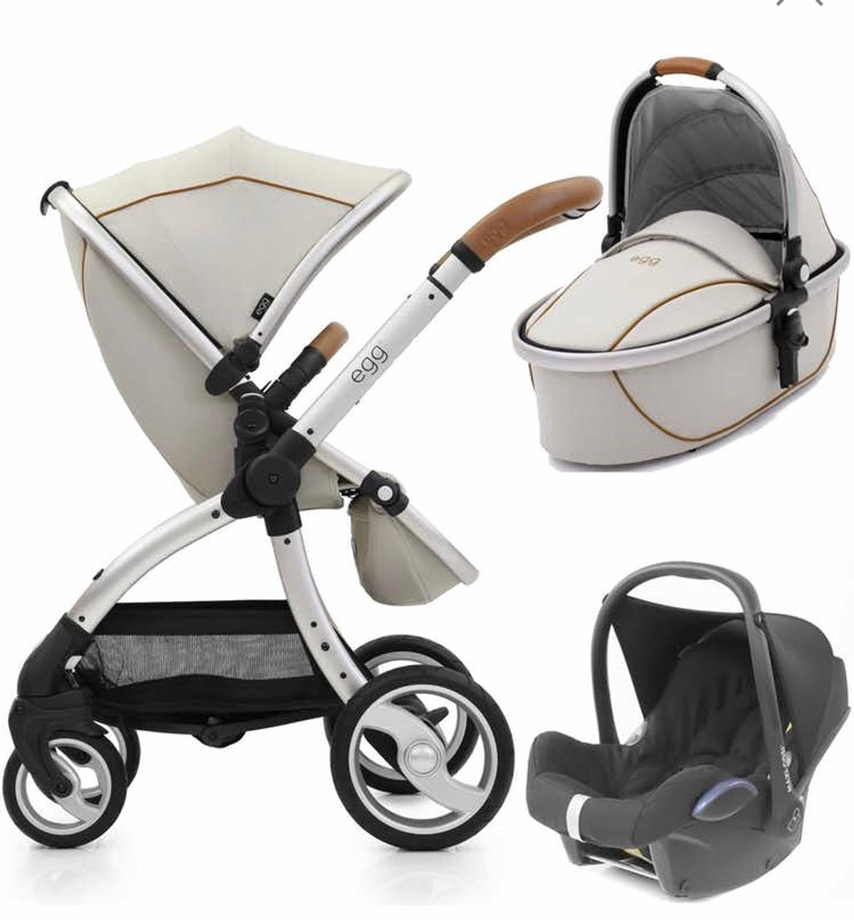 Egg Pram Gunmetal Egg Pram In Ol1 Oldham For 600 00 For Sale Shpock