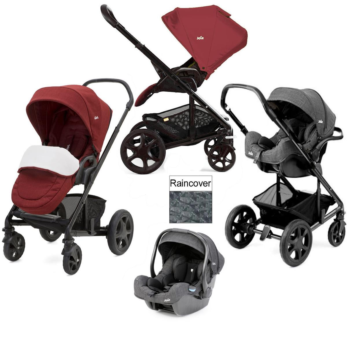 Joie Buggy Chrome Test Joie Dlx Chrome Travel System Brand New