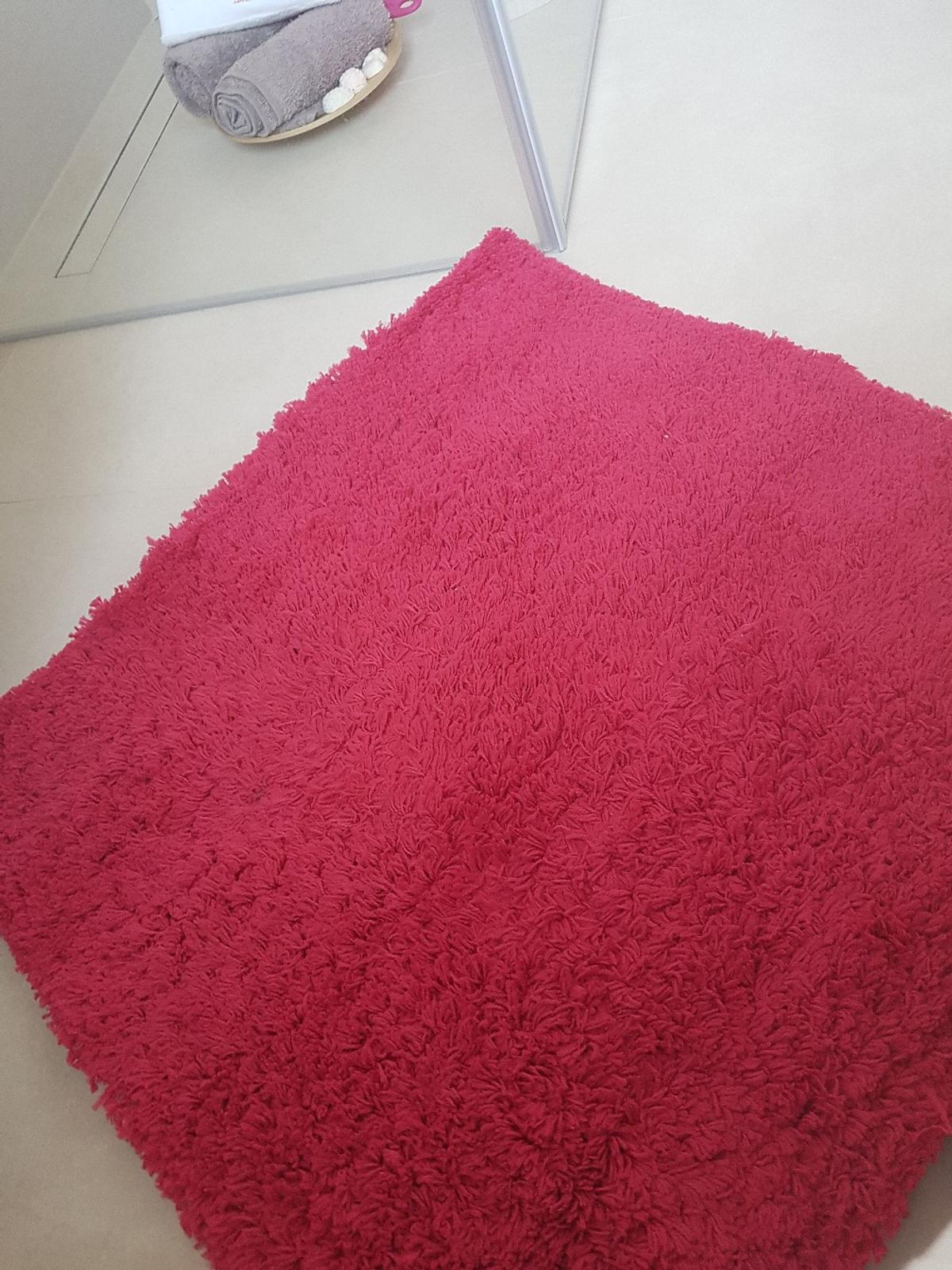 Teppich Hochflor Teppich Hochflor Pink Rosa In 33719 Bielefeld For 6 00 For Sale