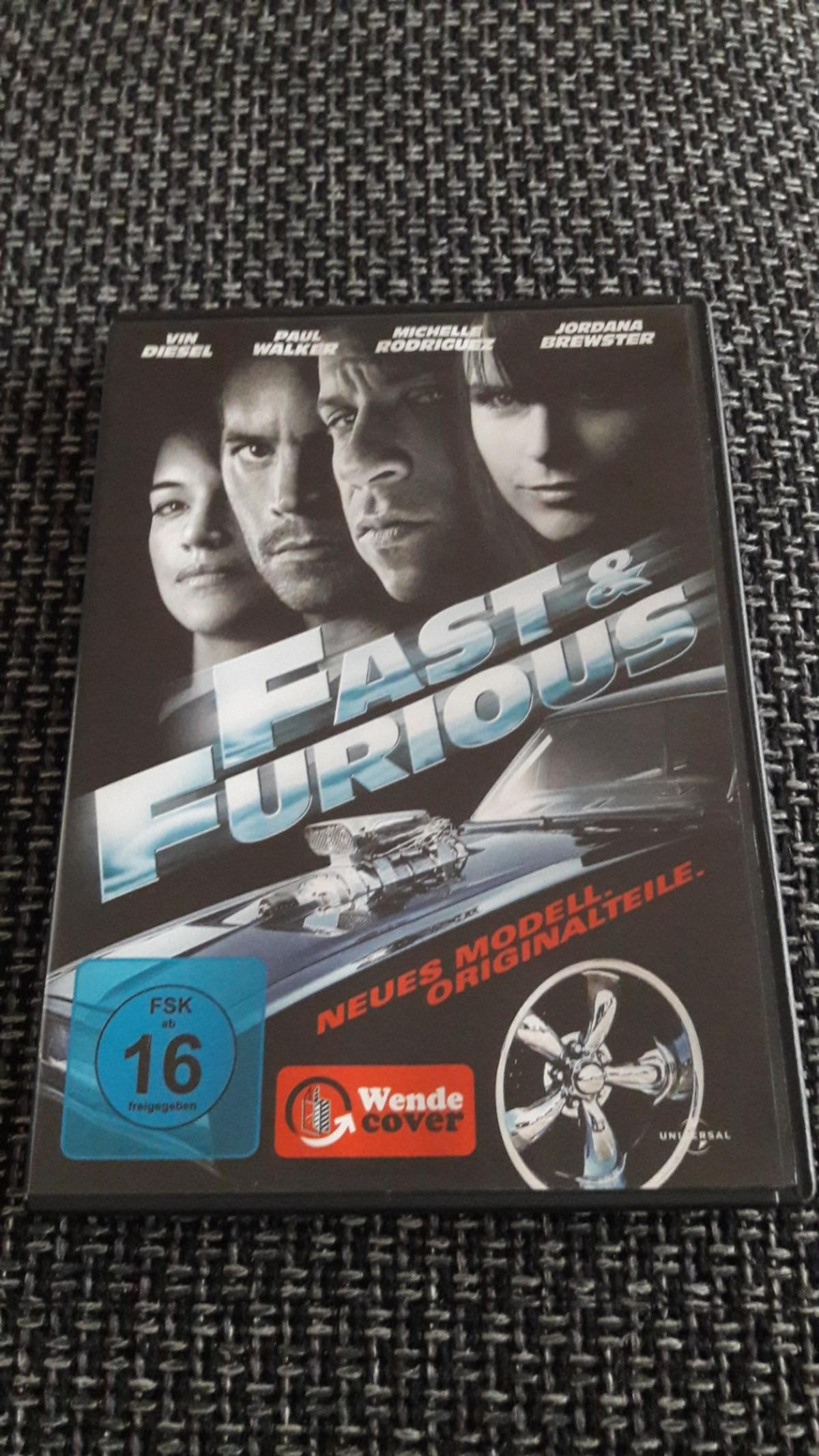 Fast Furious Neues Modell Originalteile Dvd In 67360 Lingenfeld For 3 50 For Sale Shpock