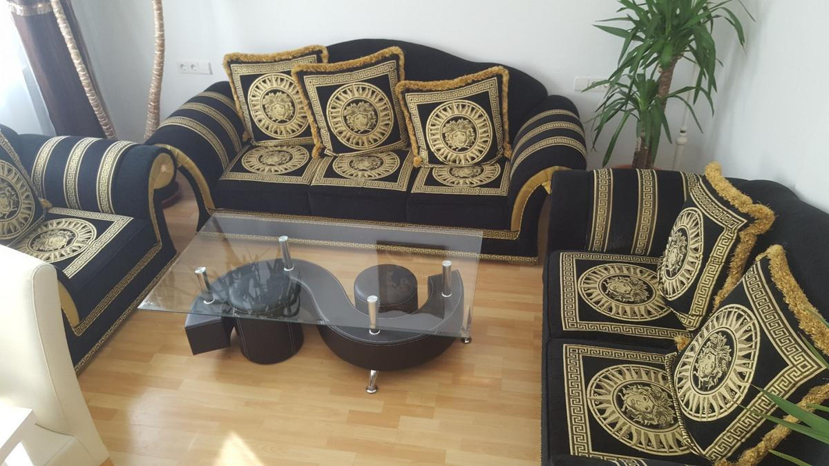 Deko Bad Urach Versace Sofa In 72574 Bad Urach For 1 000 00 For Sale Shpock