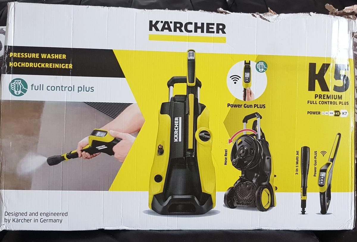 Karcher K5 Premium Full Control Home Karcher K5 Full Control Plus Washer In E9 London For 190 00 For
