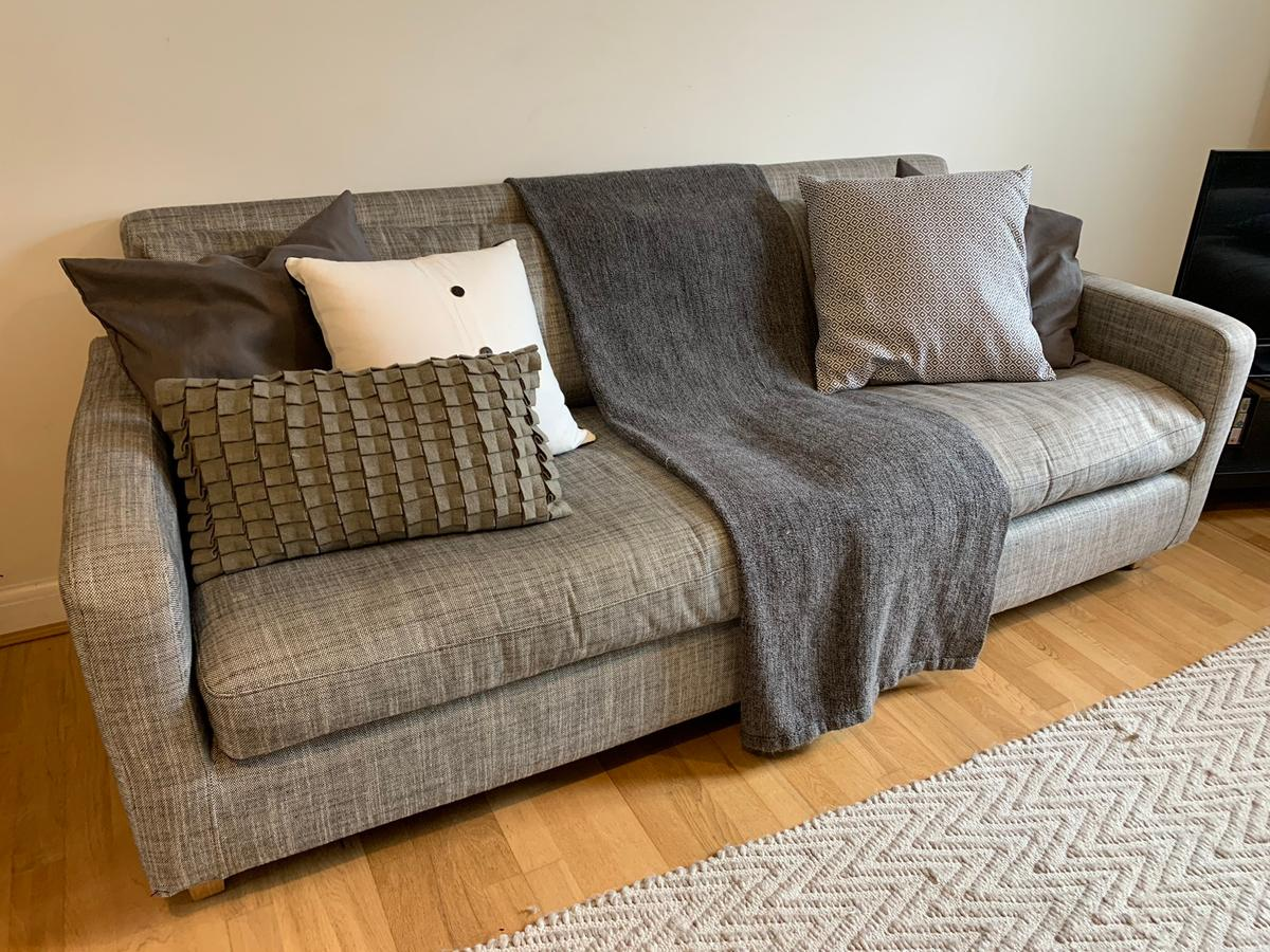 Habitat Sofa Habitat Chester 3 Seater Sofa In Nw1 Camden For 350 00 For Sale