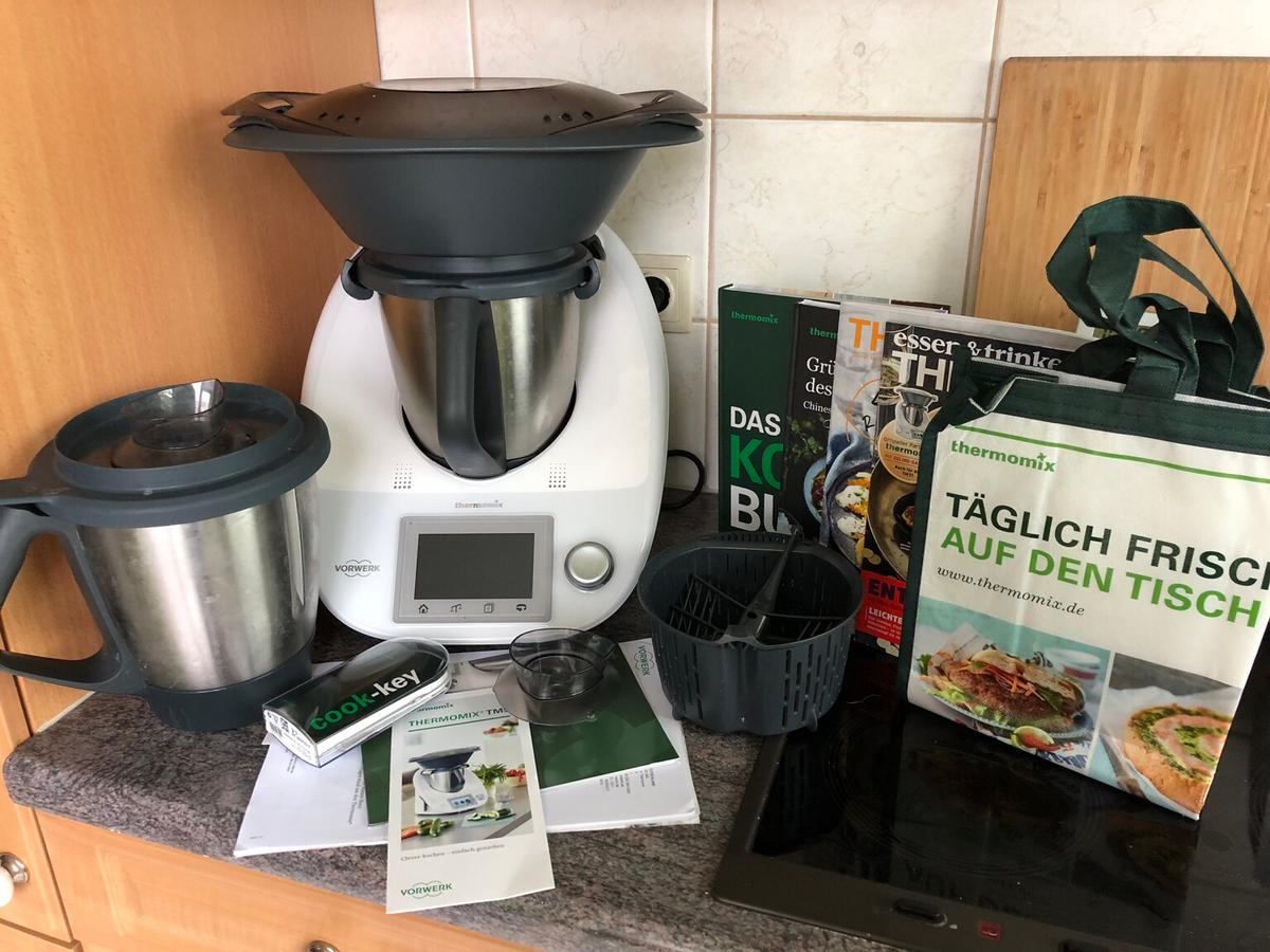 Thermomix Tm5 Leichte Küche Tm 5 ( Thermomix) In 06567 Bad Frankenhausen/kyffhäuser For €1,300.00 For Sale | Shpock