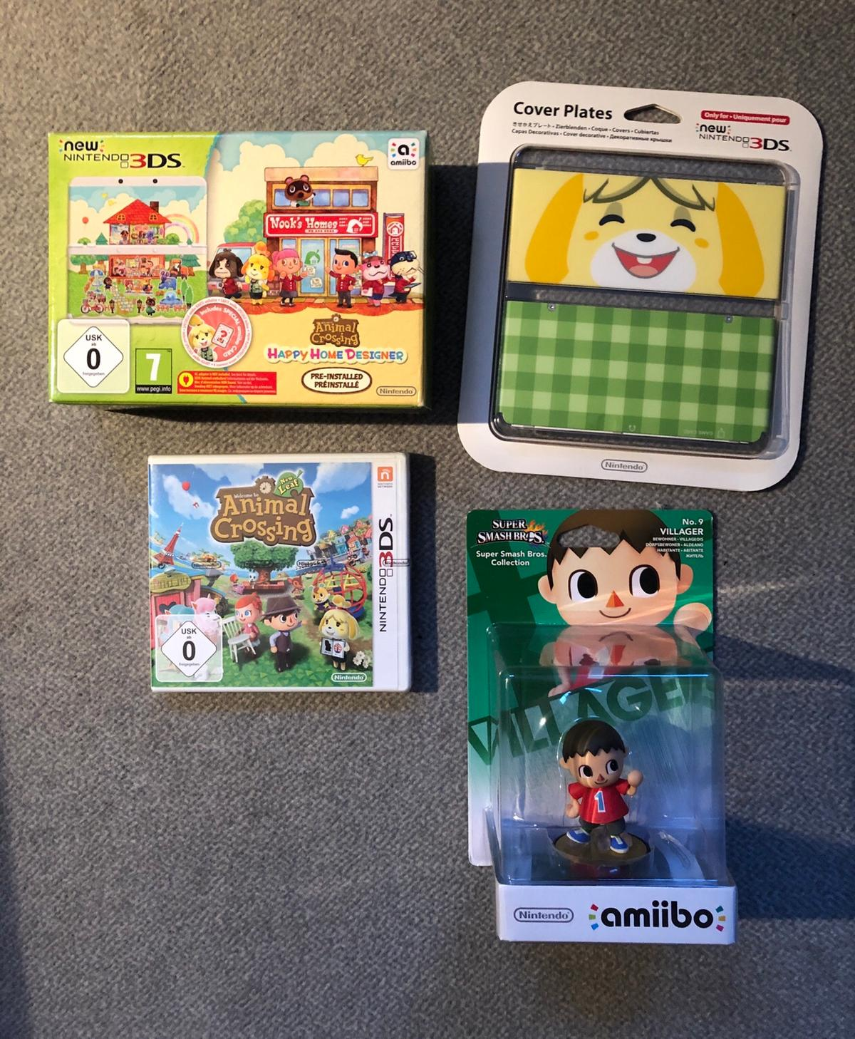 Living At Home Ostern Animal Crossing 3ds Ostern Paket