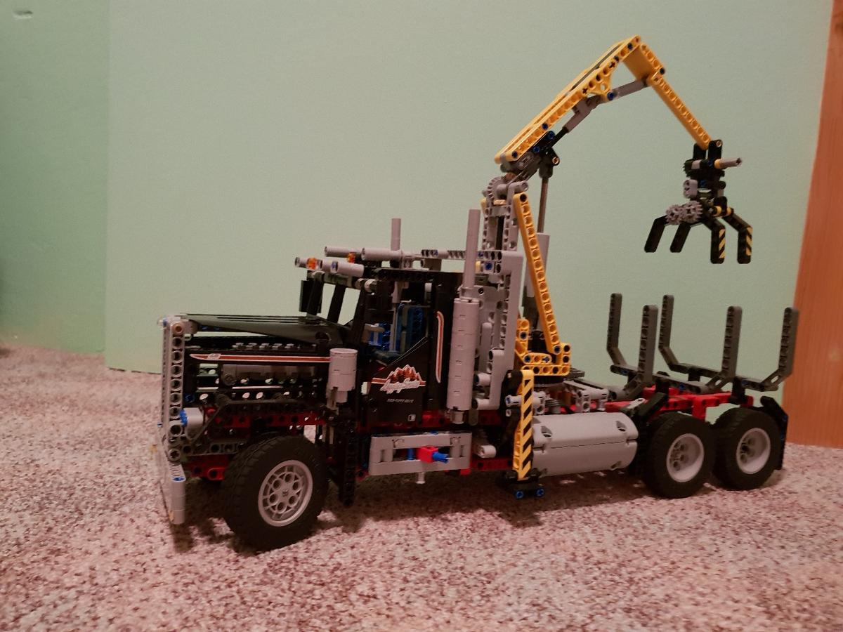 Lego Technic Holz Lkw In 5441 Lindenthal For 120 00 For Sale Shpock