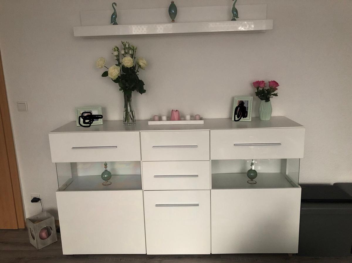 Wohnwand Sideboard In 46145 Sterkrade For 550 00 For Sale Shpock