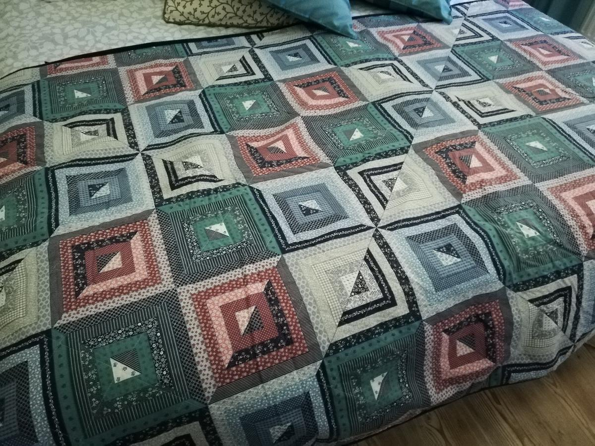 Tagesdecke Patchwork Tagesdecke Patchwork In 5251 Stegmühl For 1 234 00 For Sale Shpock