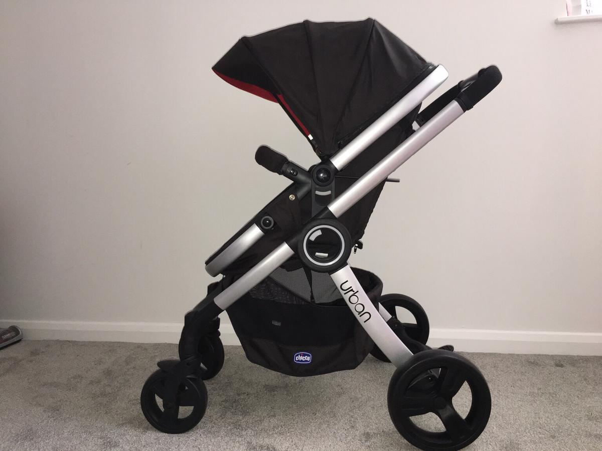 Chicco Kinderwagen 3 In 1 Chicco Urban Stroller 3 In 1 Travel System In Tq1 Torquay
