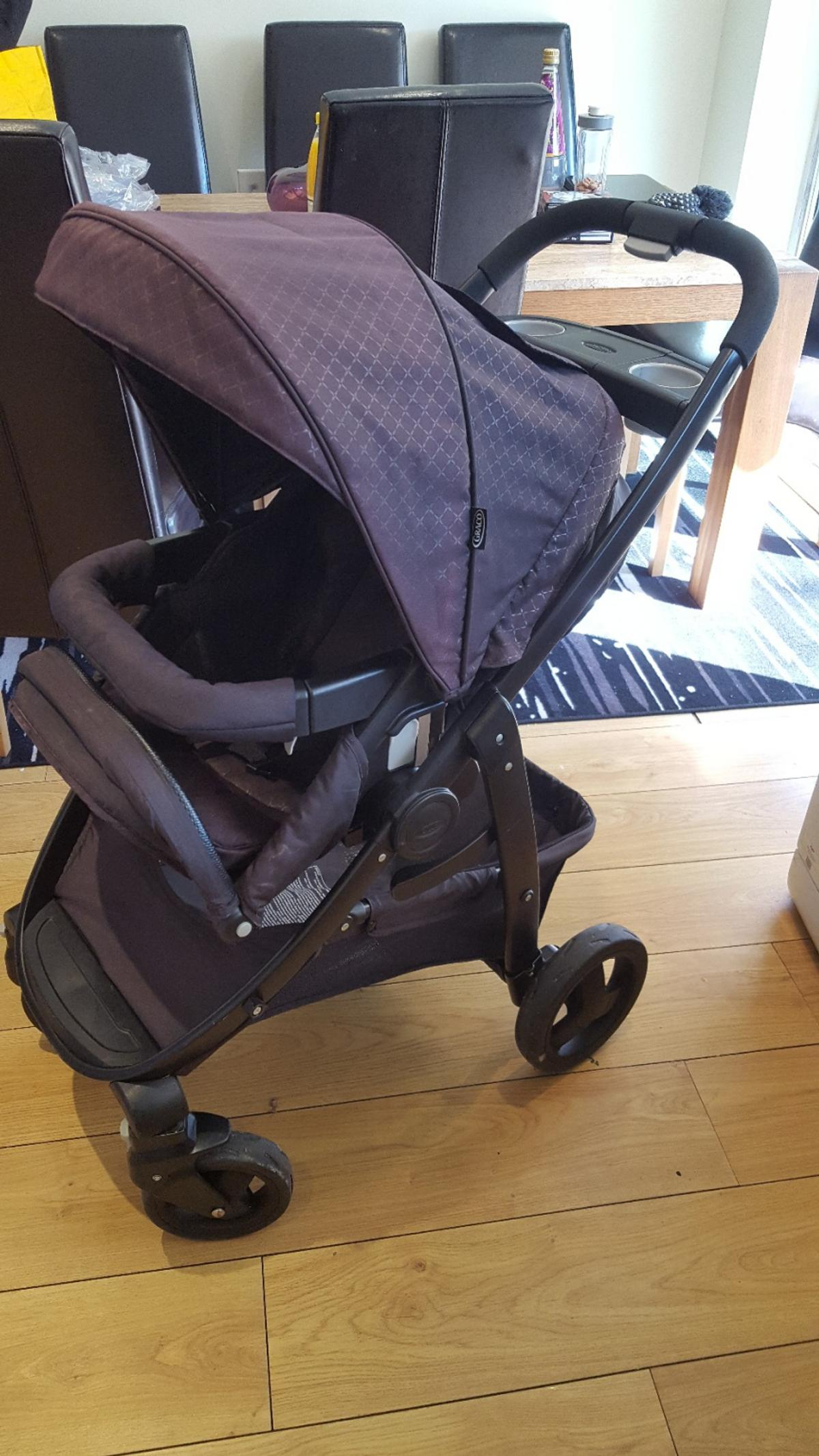 Graco Infant Car Seat Stroller Instructions Graco Baby Buggy With Car Seat In Lu4 Luton For 40 00 For
