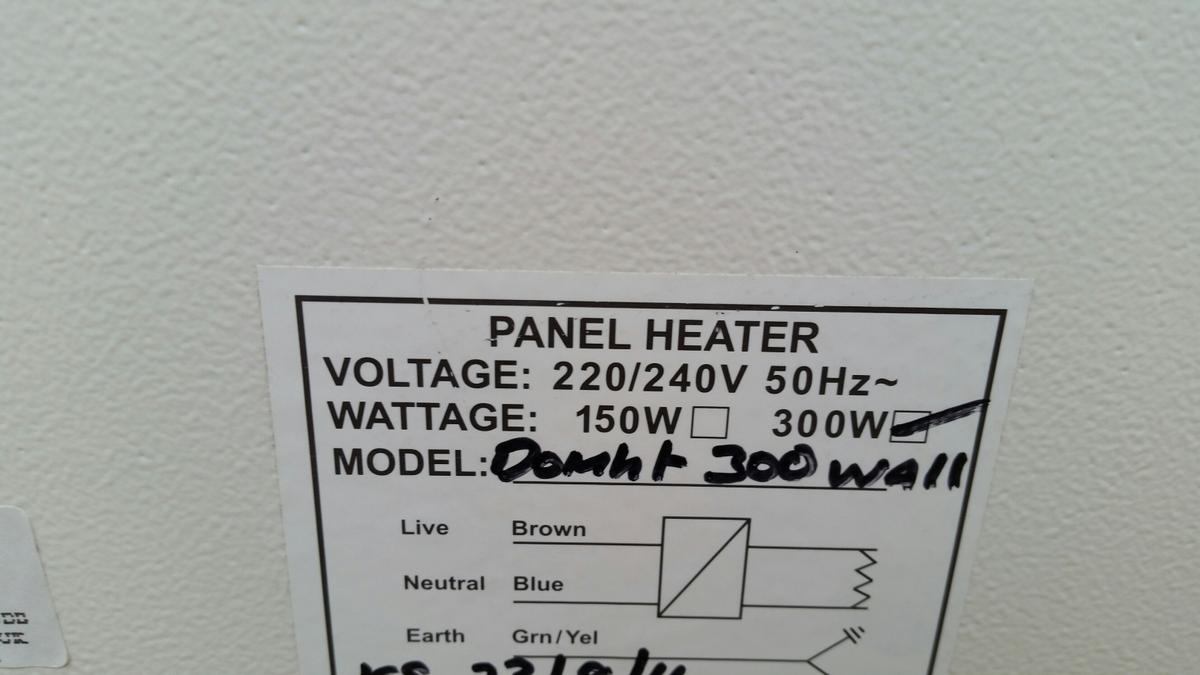 Wattage Radiator Caravan Electric Radiator In S70 Barnsley For 45 00 For Sale Shpock